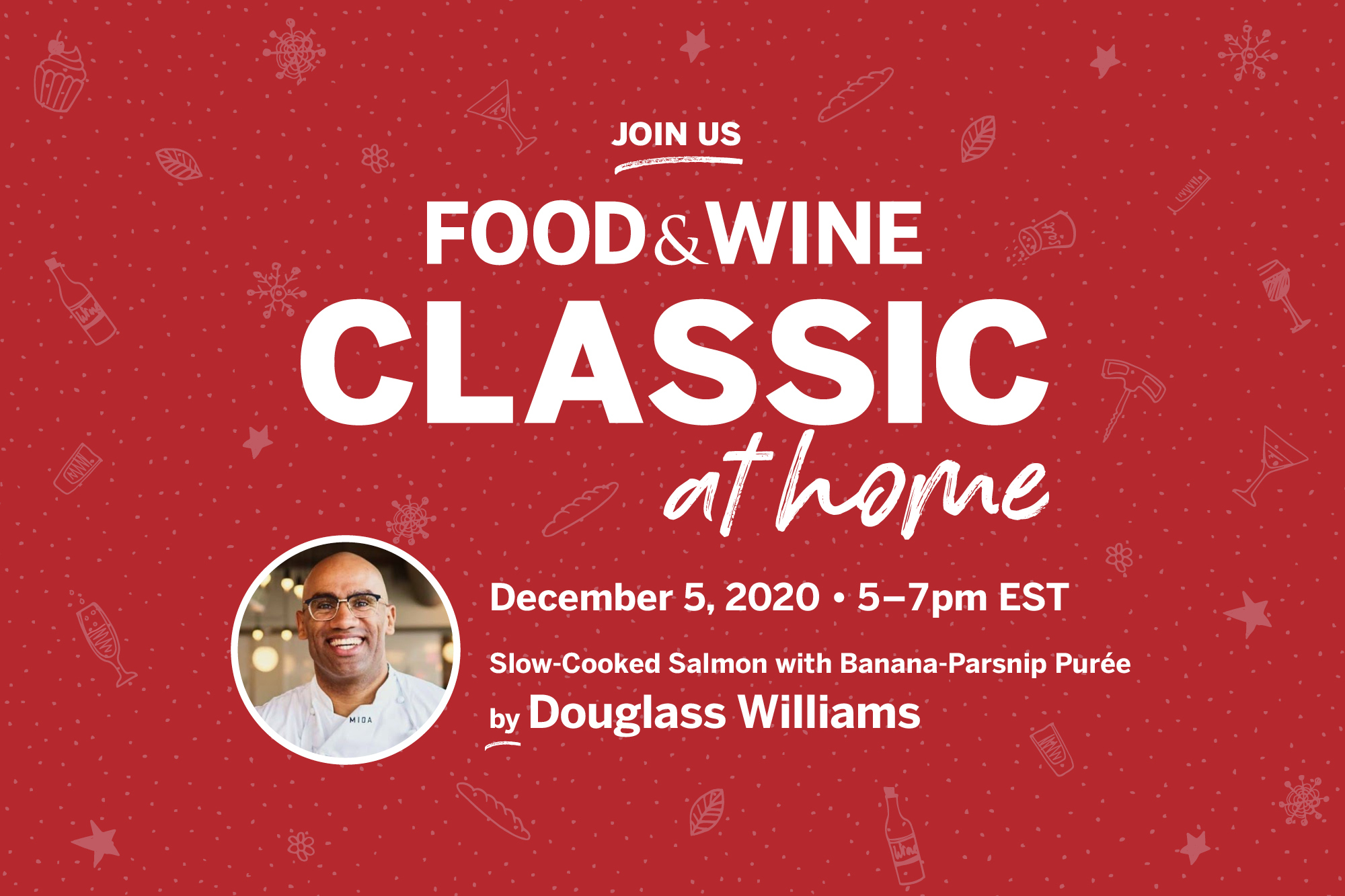 Food & Wine Classic at Home