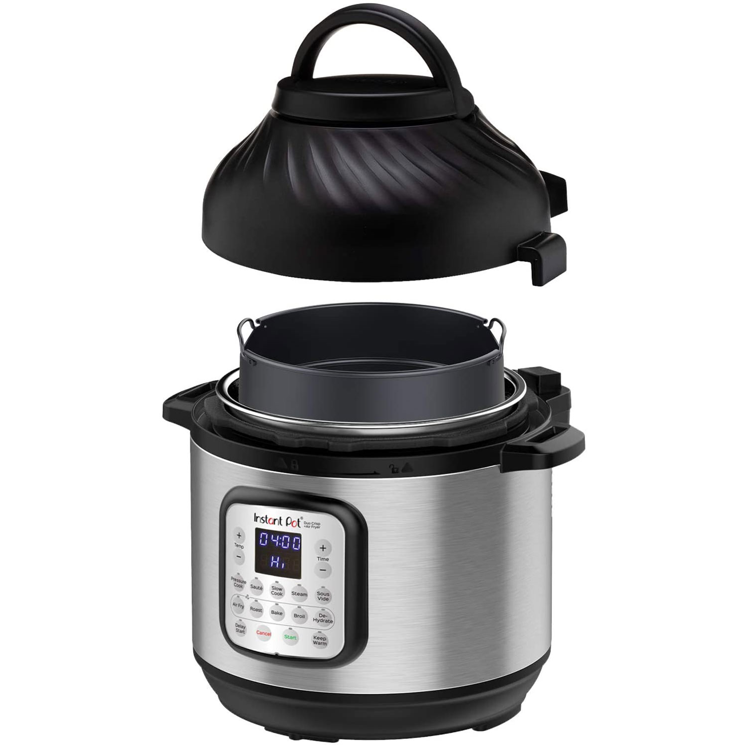 instant pot duo crisp pressure cooker 8 quart