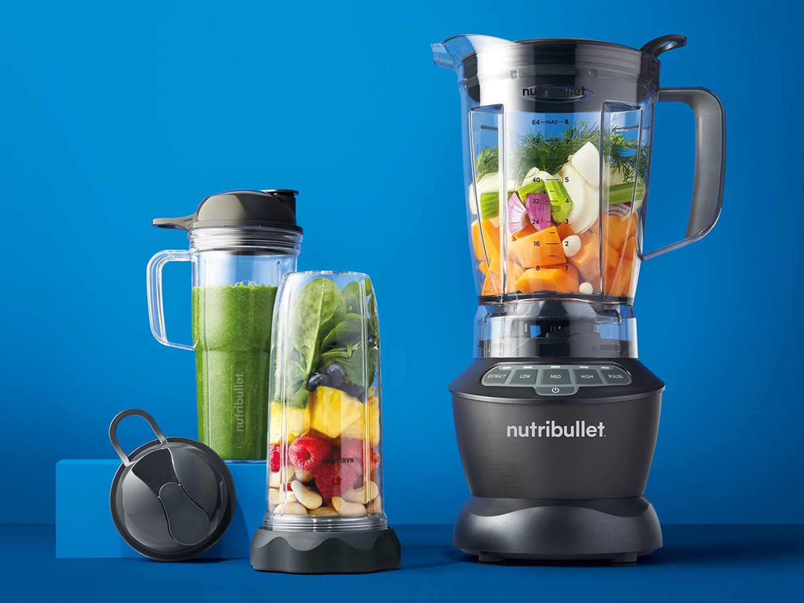 Nutribullet blender package