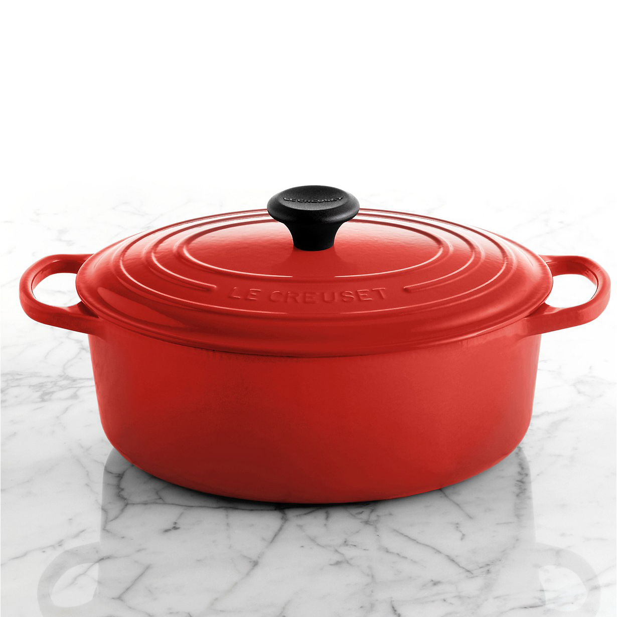 le creuset oval oven