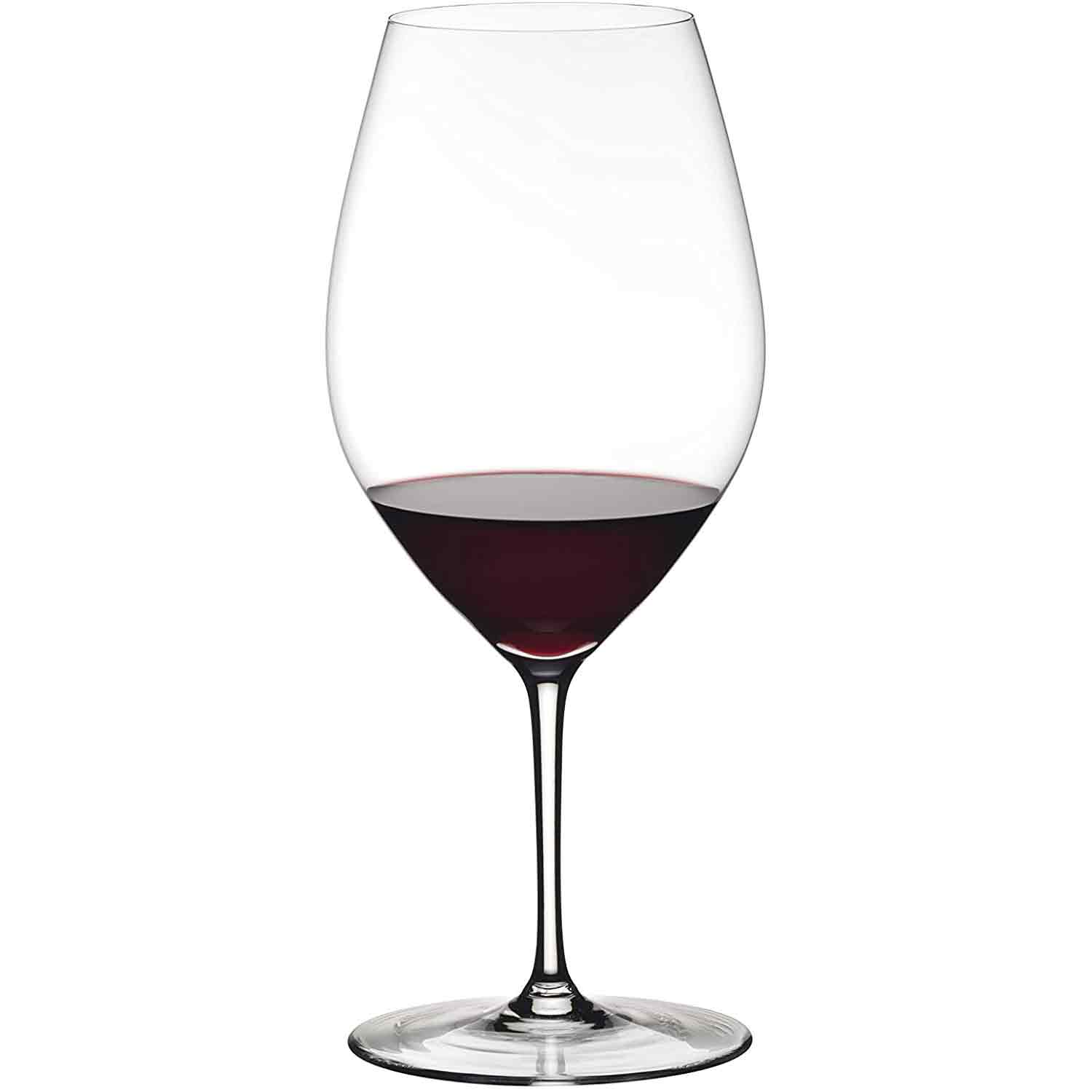 riedel collection red wine glasses