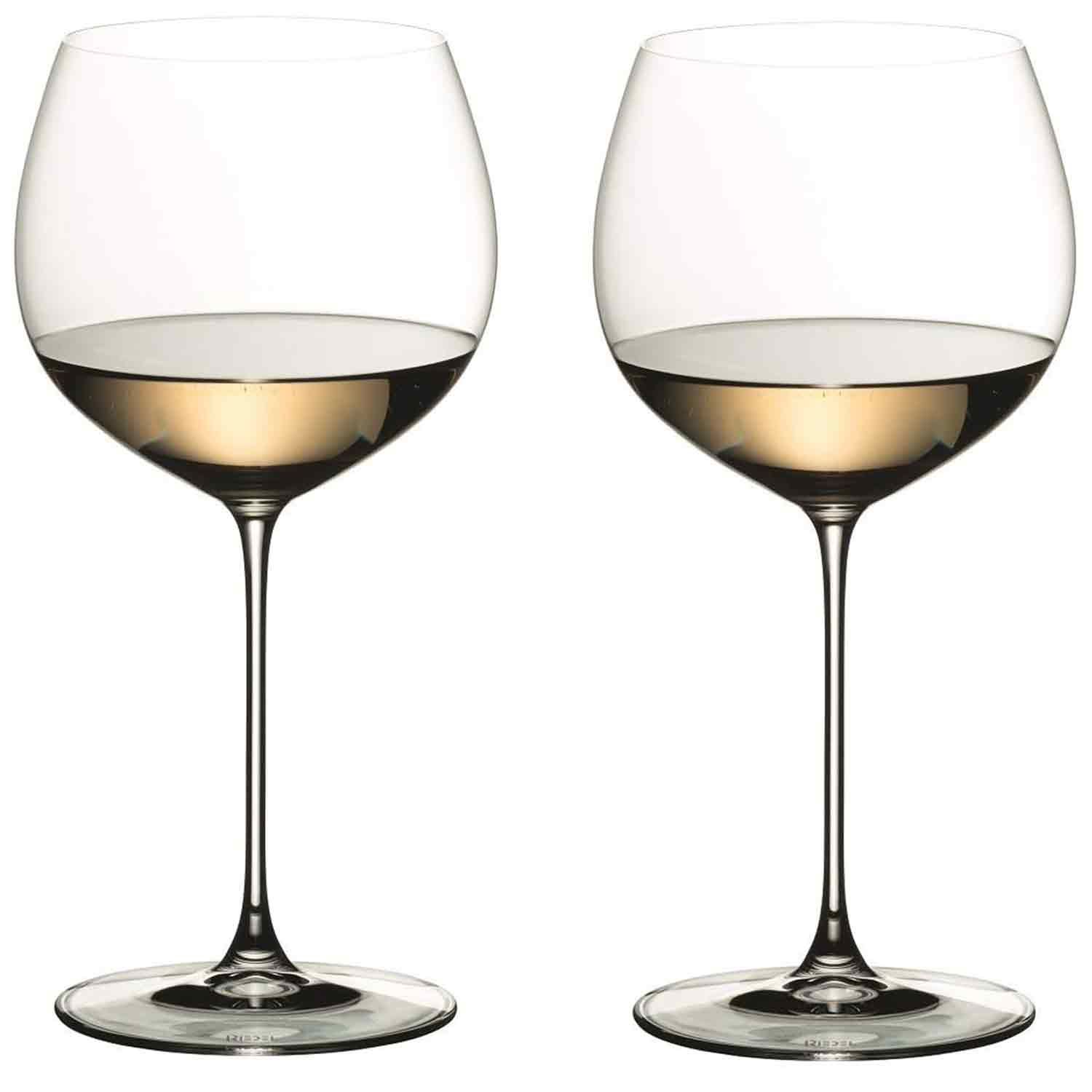 riedel veritas oaked chardonnay glass