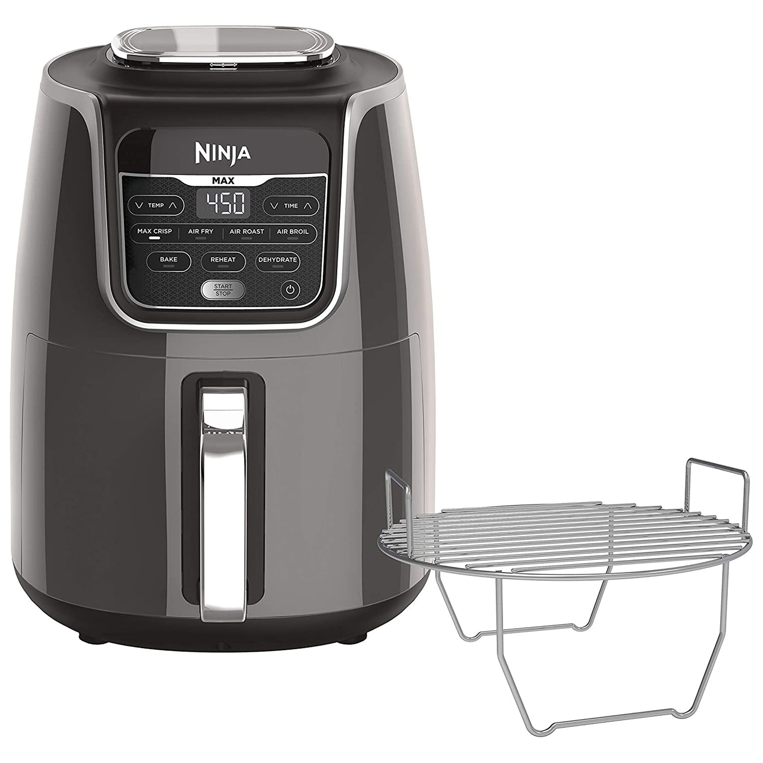 Ninja Max XL Air Fryer that Cooks, Crisps, Roasts, Broils, Bakes, Reheats and Dehydrates