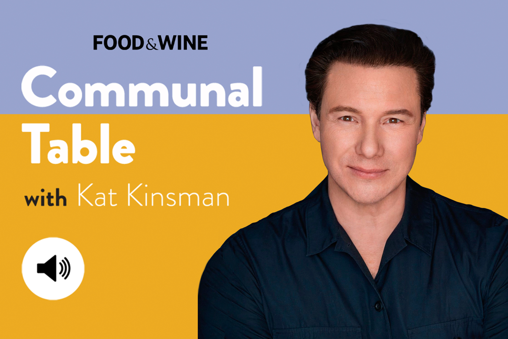 Communal Table Podcast featuring Rocco DiSpirito
