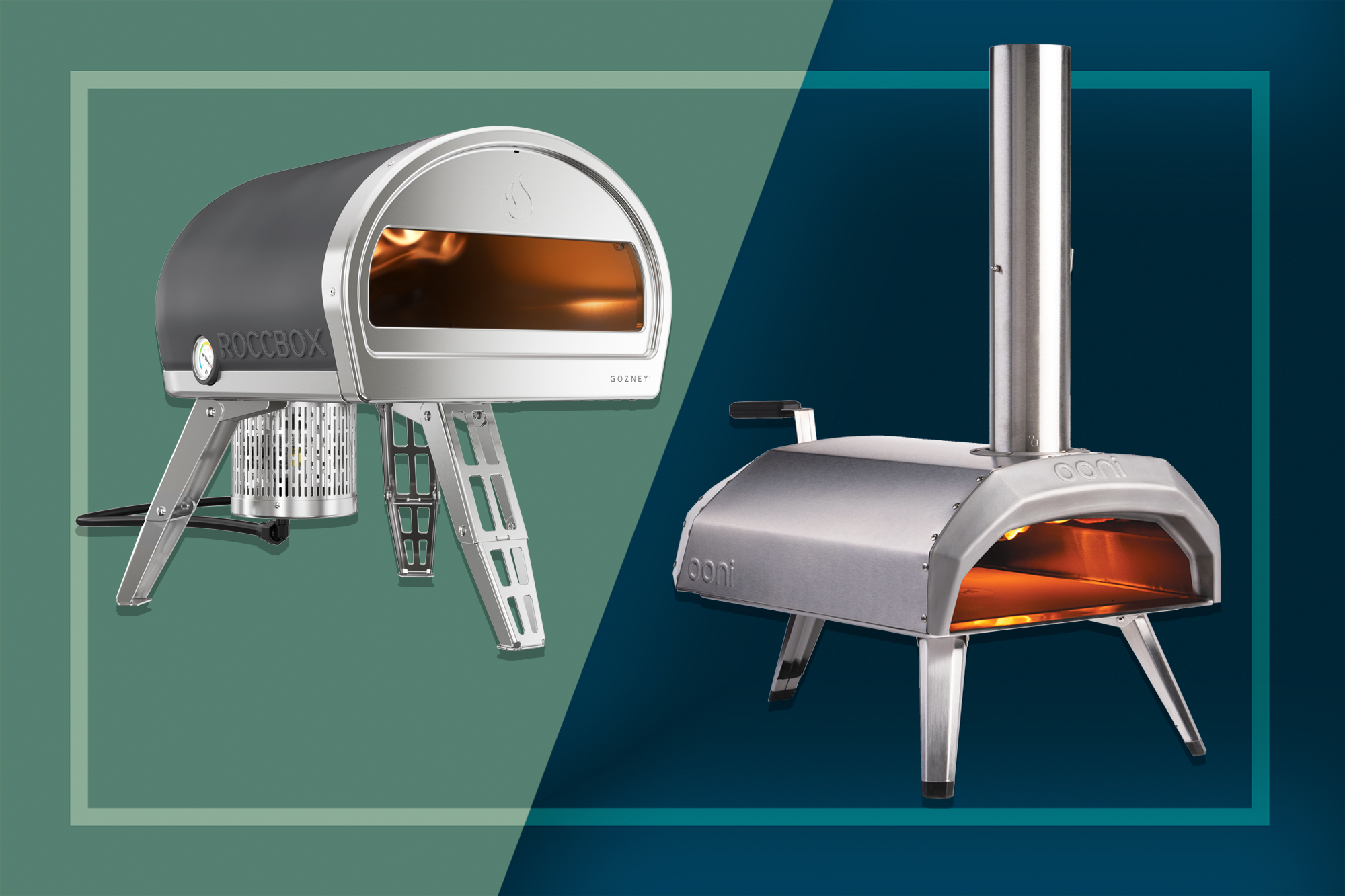 Gozney and Ooni Pizza Ovens