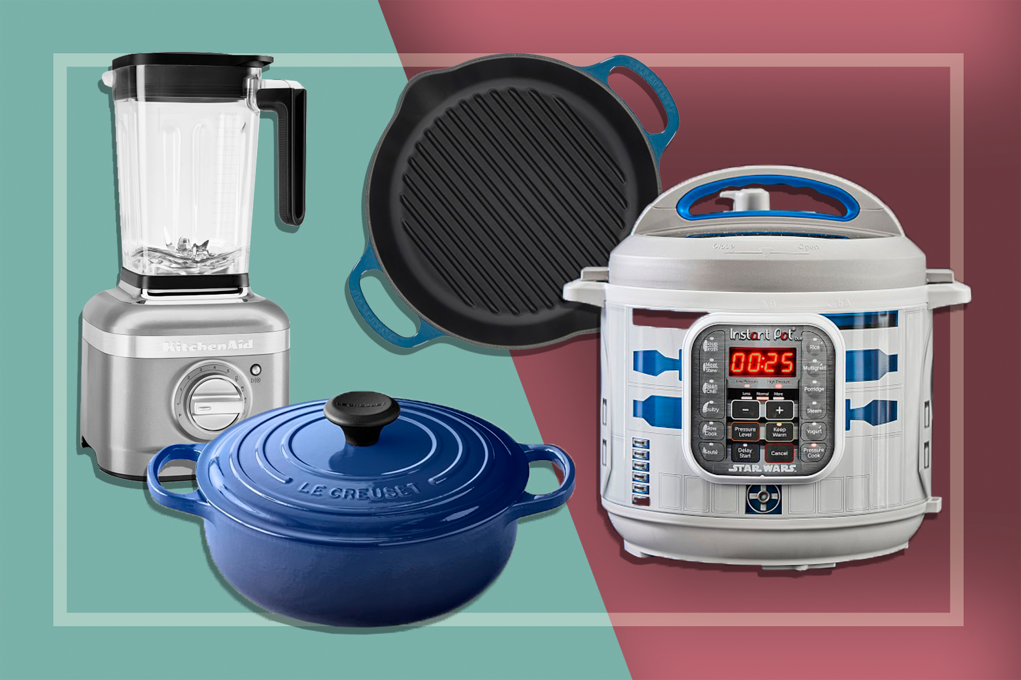 Williams Sonoma Sale on Blender, Dutch Oven, Instant Pot and more