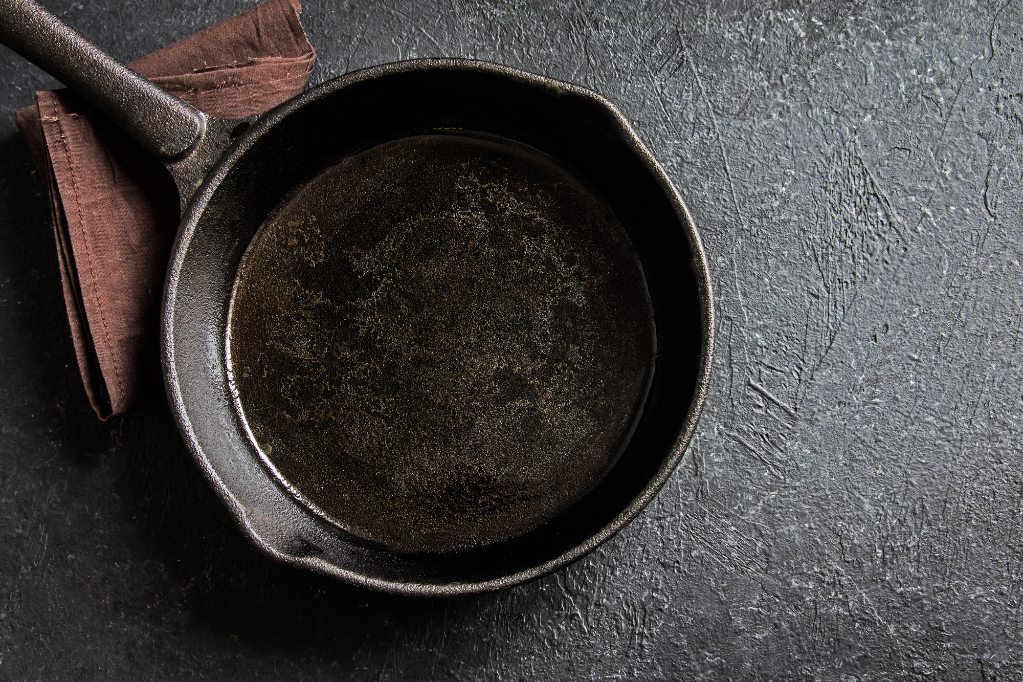 The Best Way to Clean Your Cast Iron Pans, According to an Expert