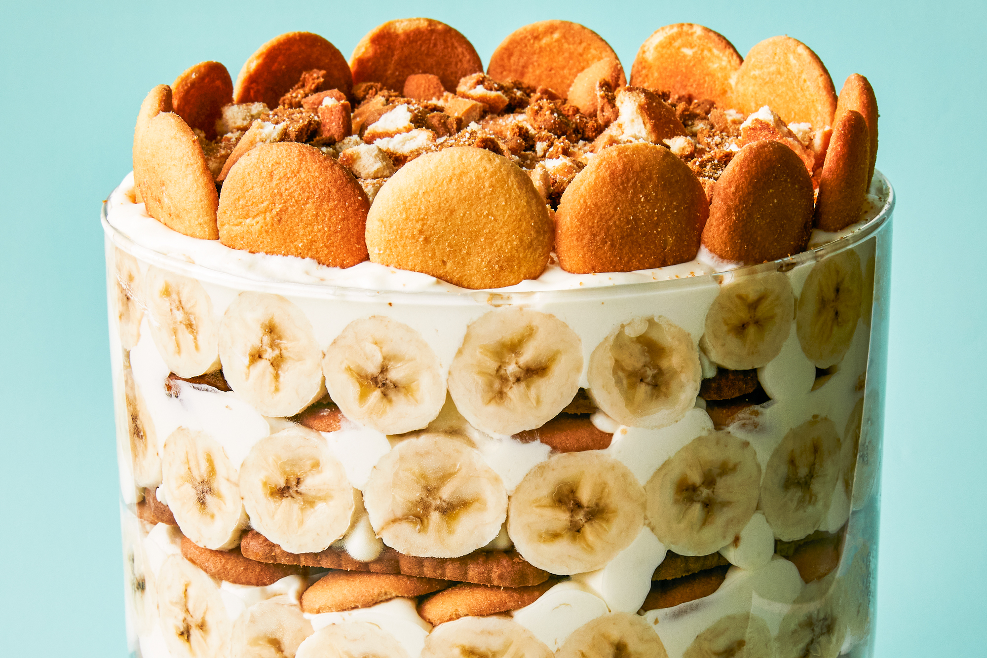 Biscoff Banana Pudding