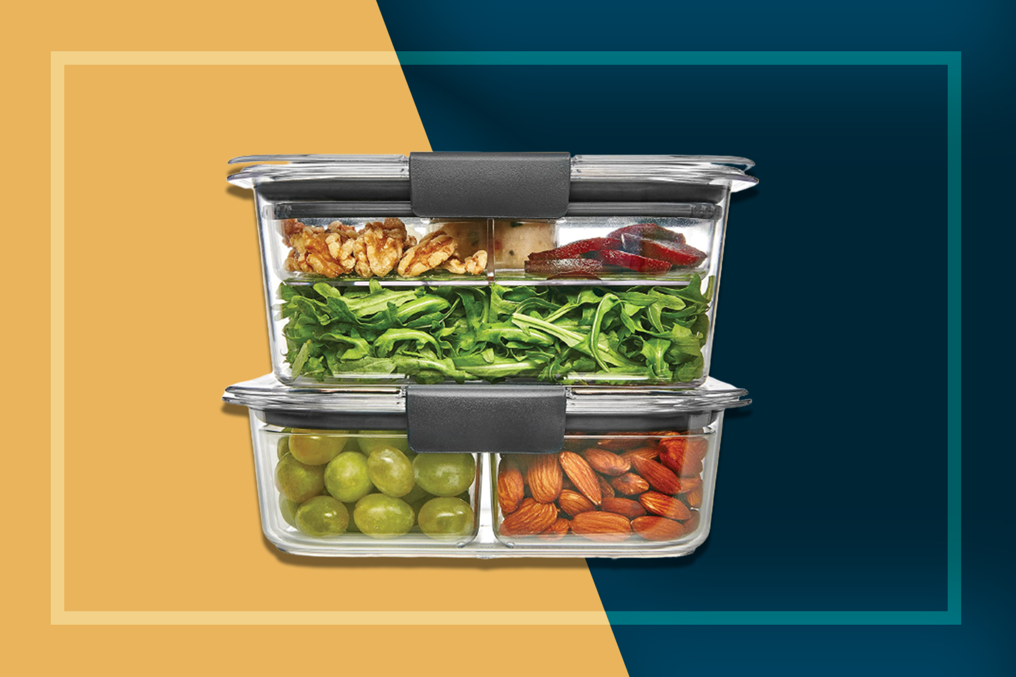 rubbermaid container