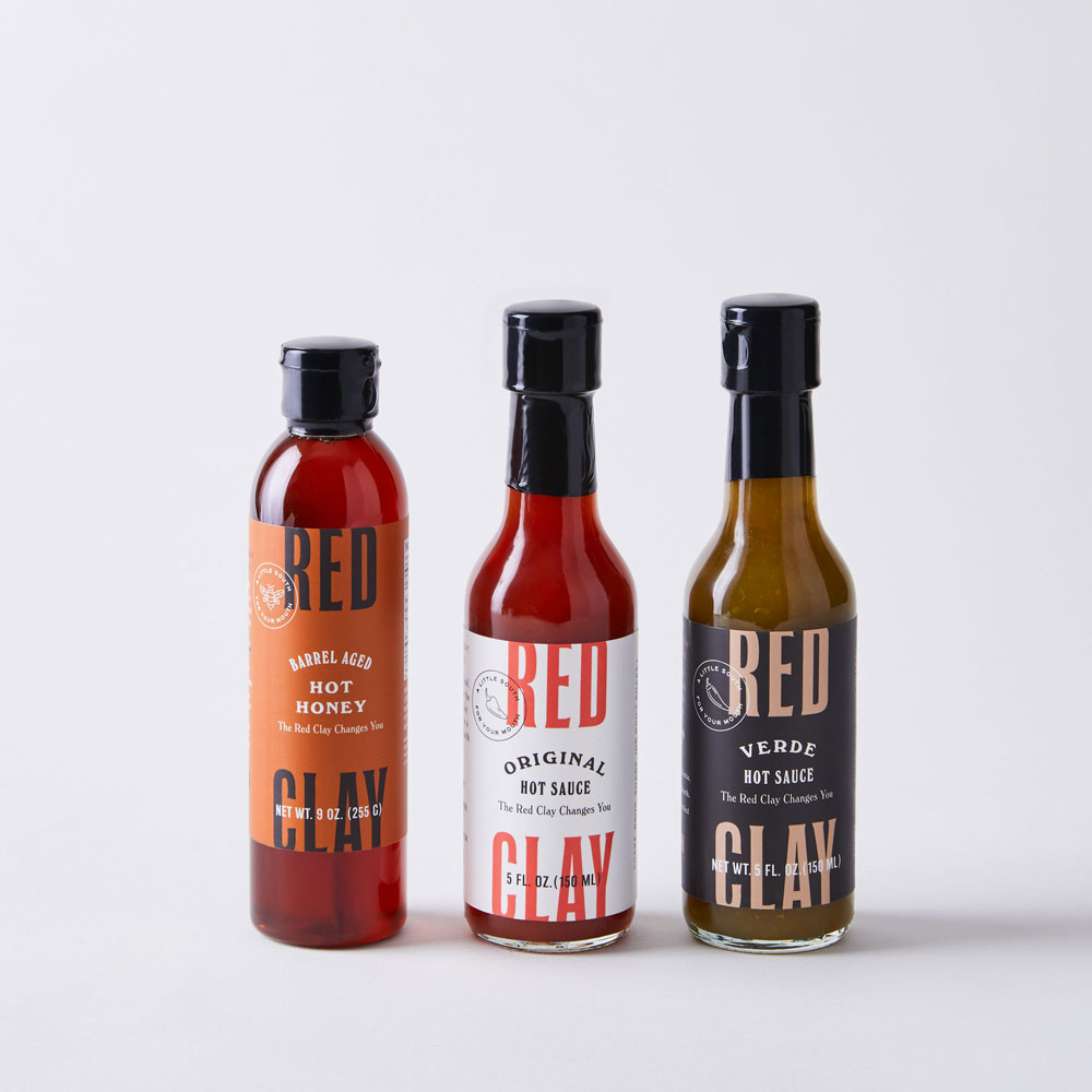 Red Clay Hot Sauce All-Stars