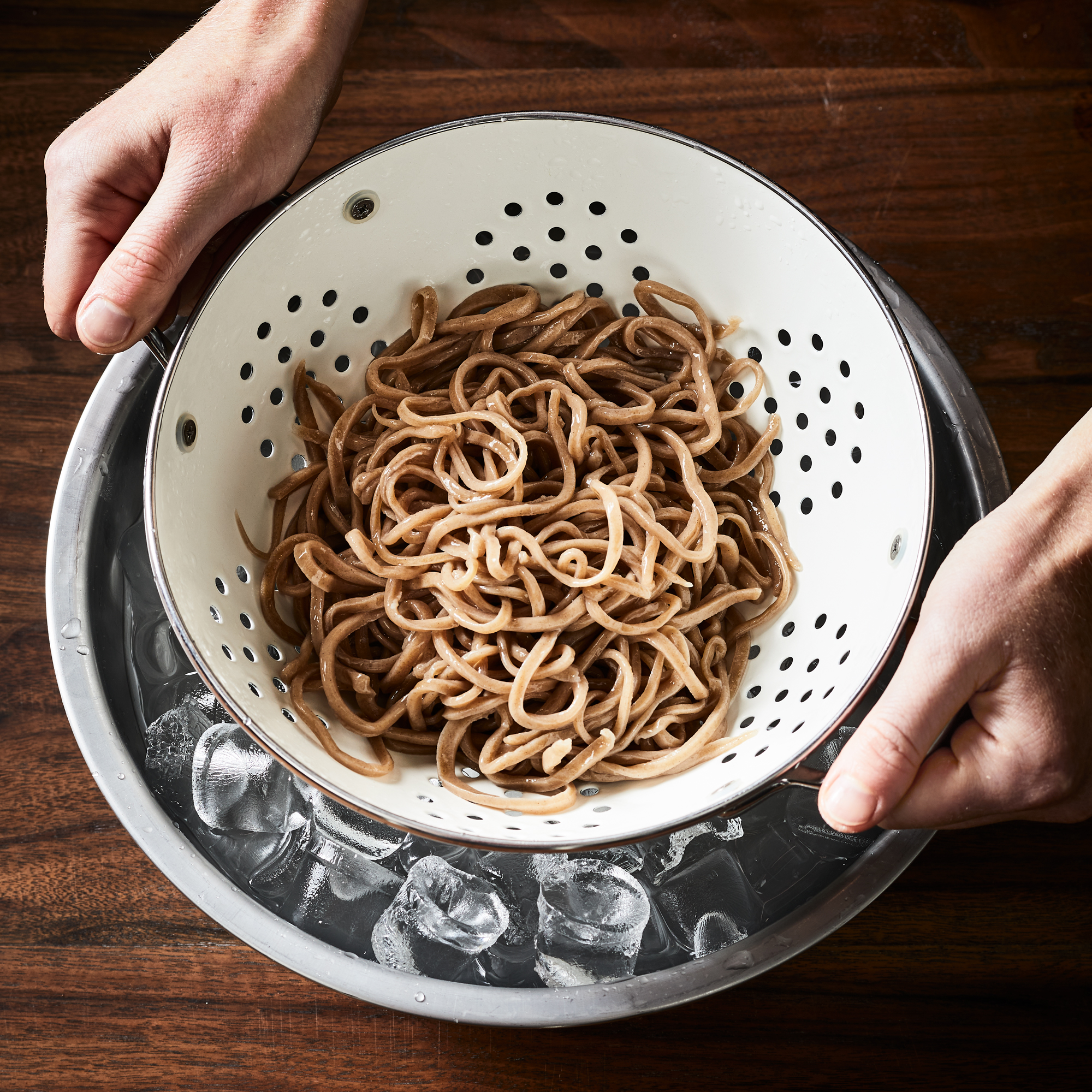 How to Make Homemade Soba Noodles