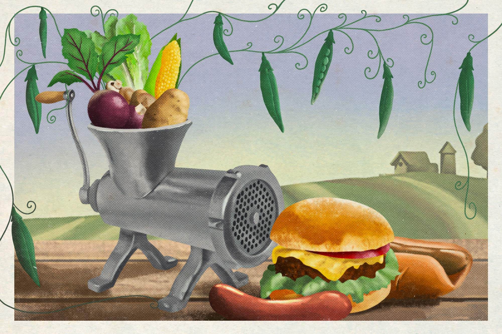 Food & Wine Guide to Plant-Based Meat