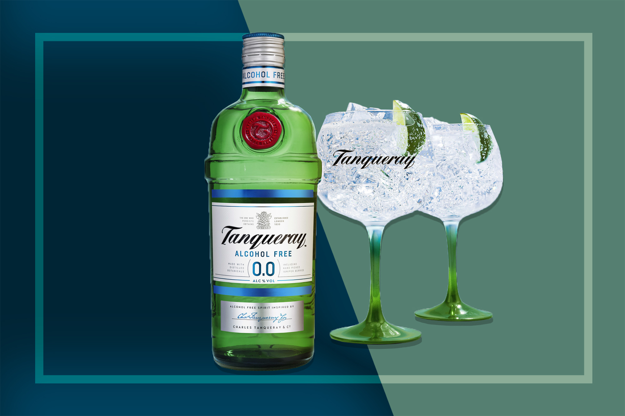 Tanqueray 0.0 Alcohol-Free Gin
