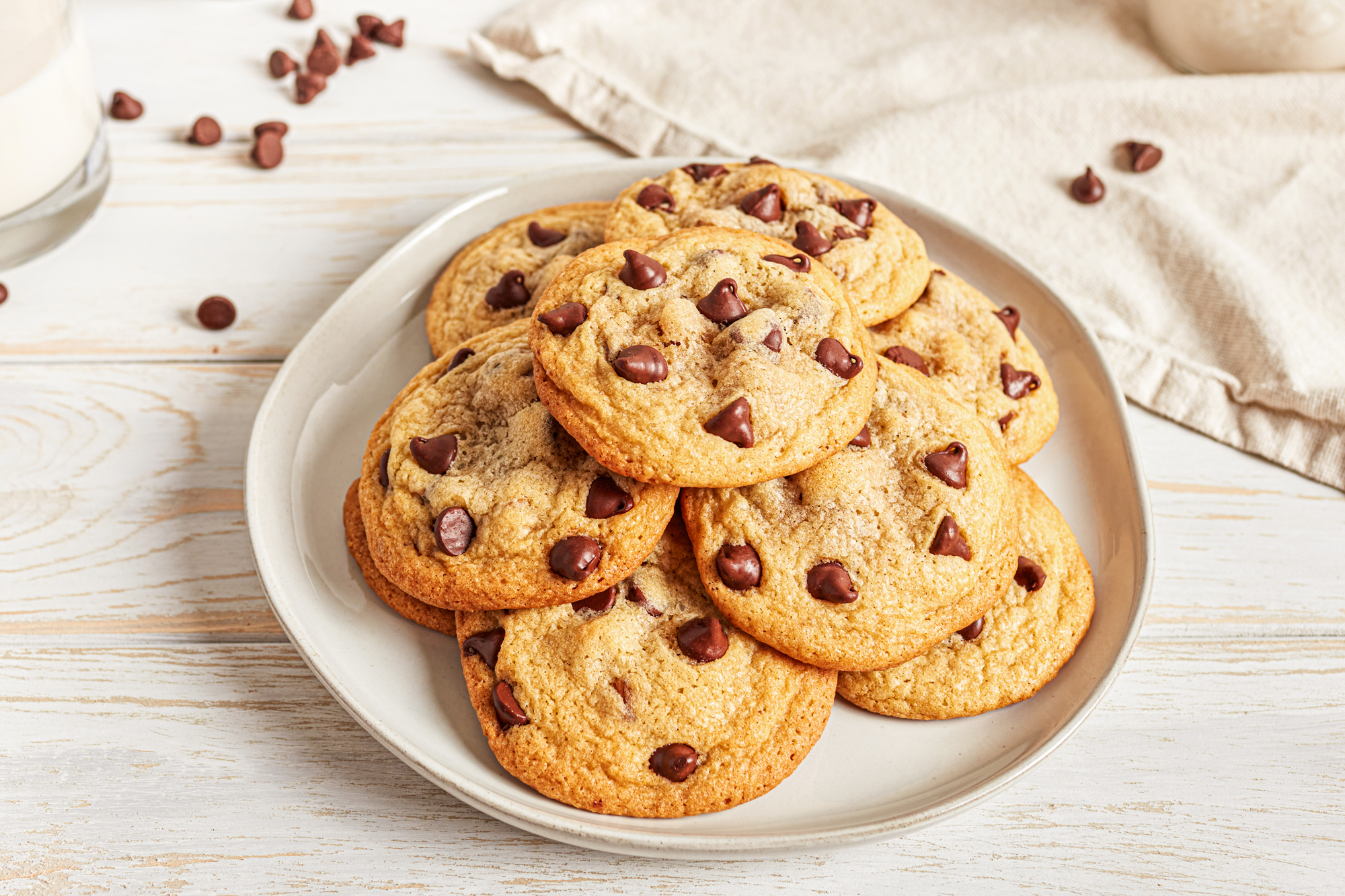 Nestle Toll House Cookies