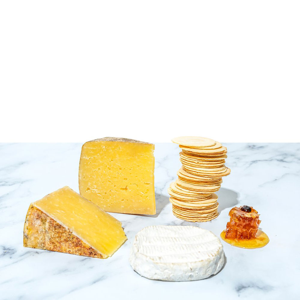 Cheese Grotto cheese gift set