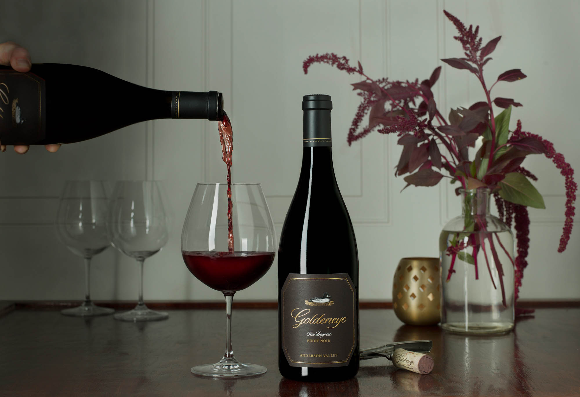 Wine Collector Wines| Goldeneye Ten Degrees Pinot Noir