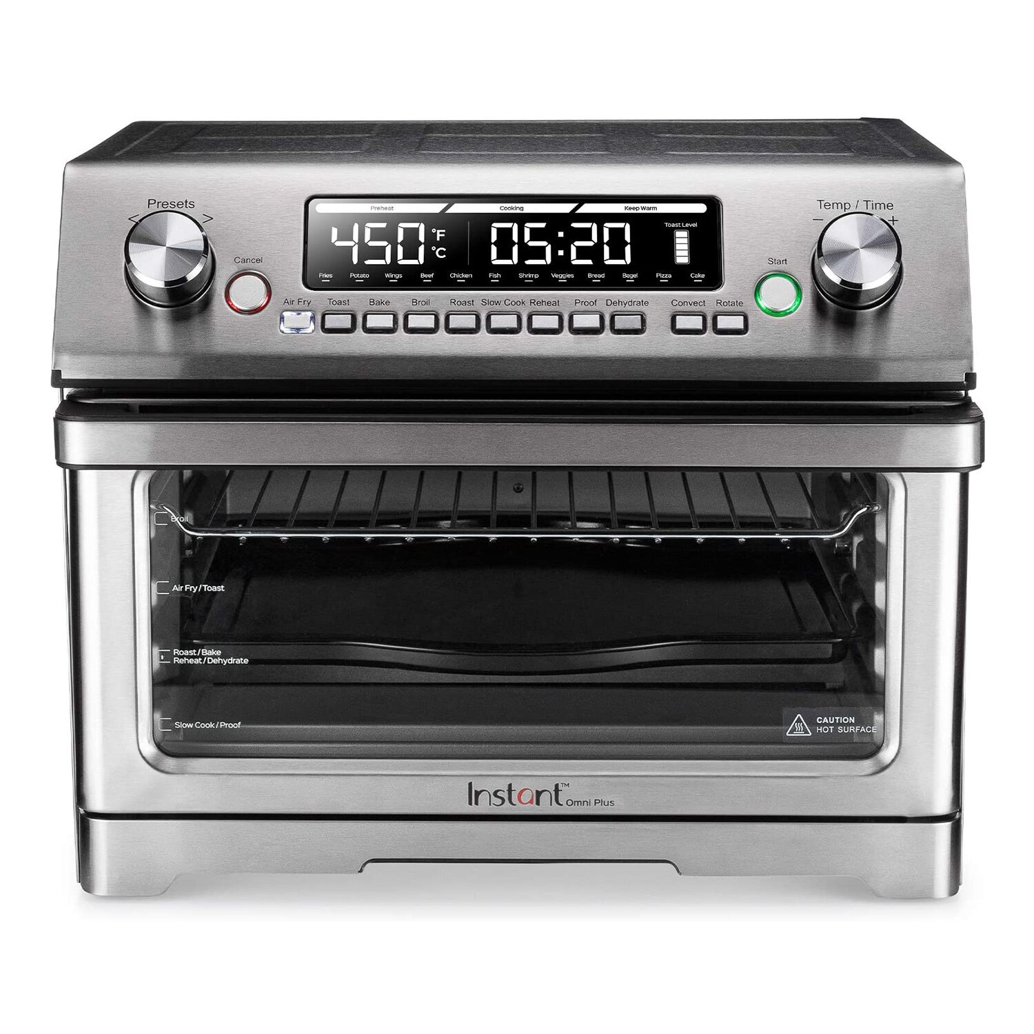 Instant Pot Plus 11-in-1 Toaster Oven