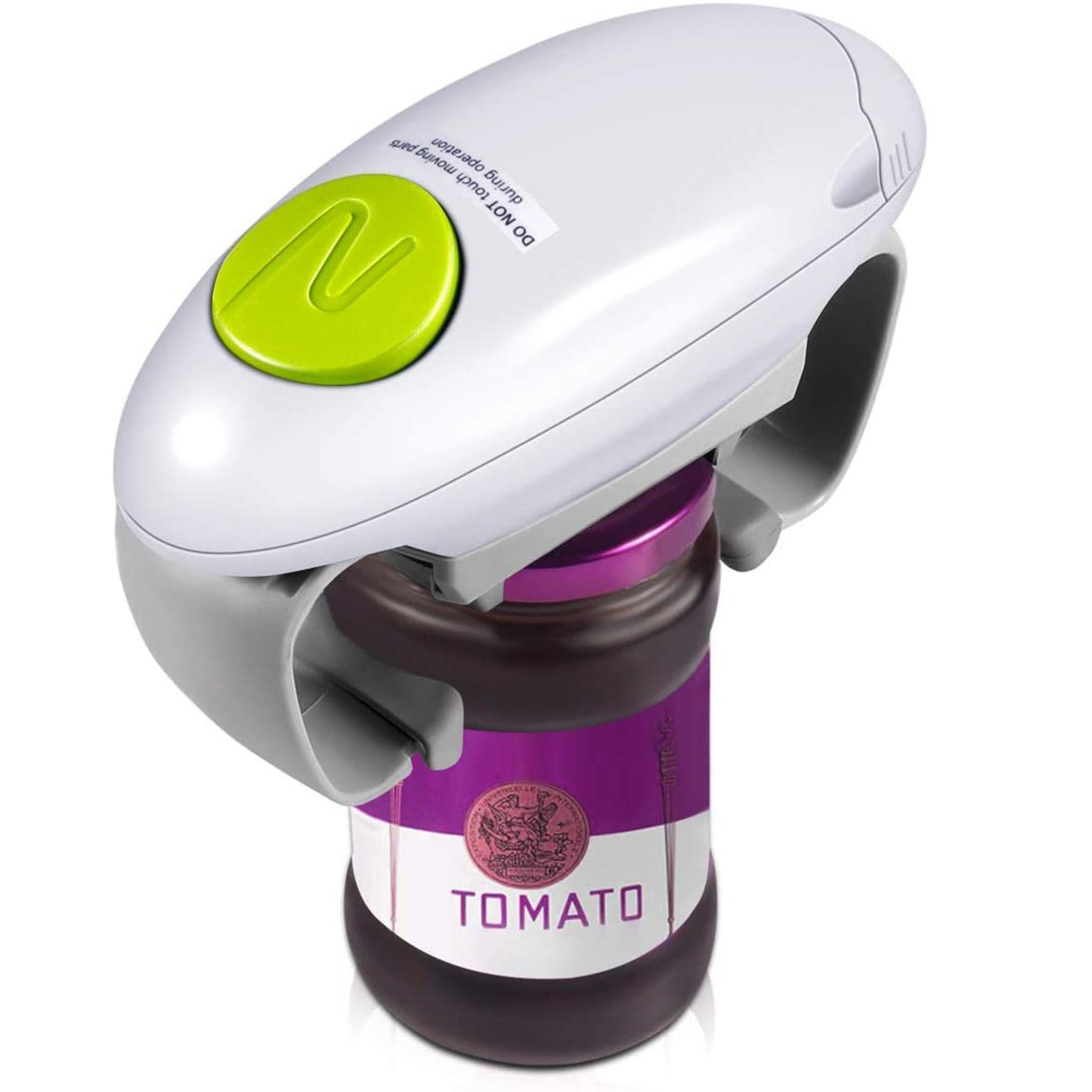 Sinceller Electric Jar Opener, Restaurant Automatic Jar Opener