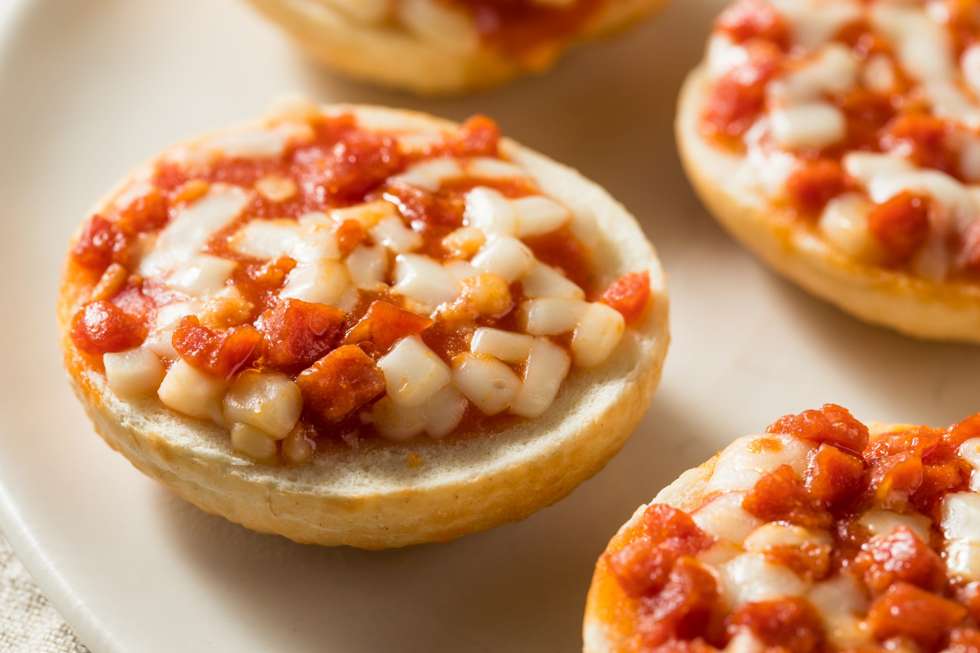 Frozen Mini PIzza Bagels