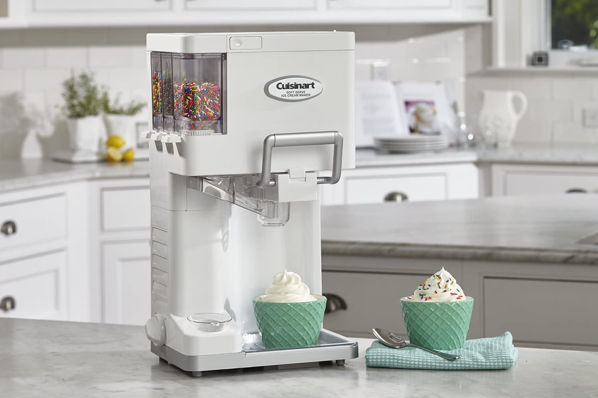 cuisinart soft serve maker