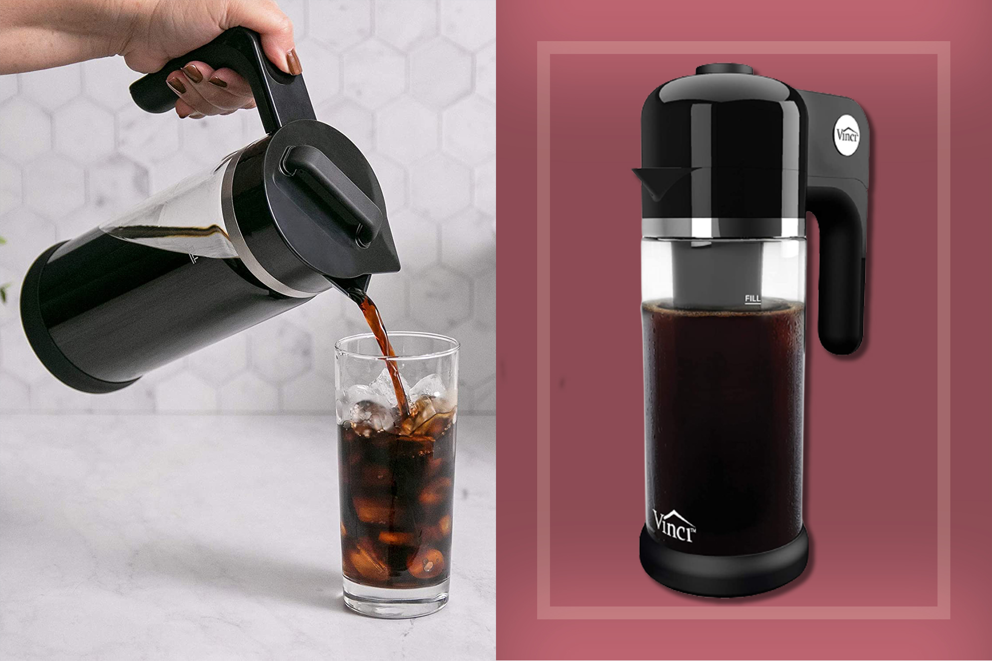 vinci cold brew maker