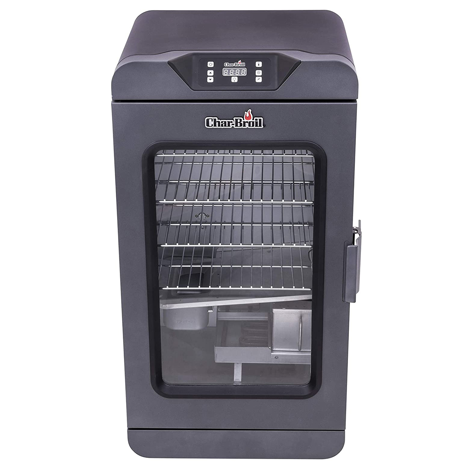 Electric Smoker with Adjustable Temperature