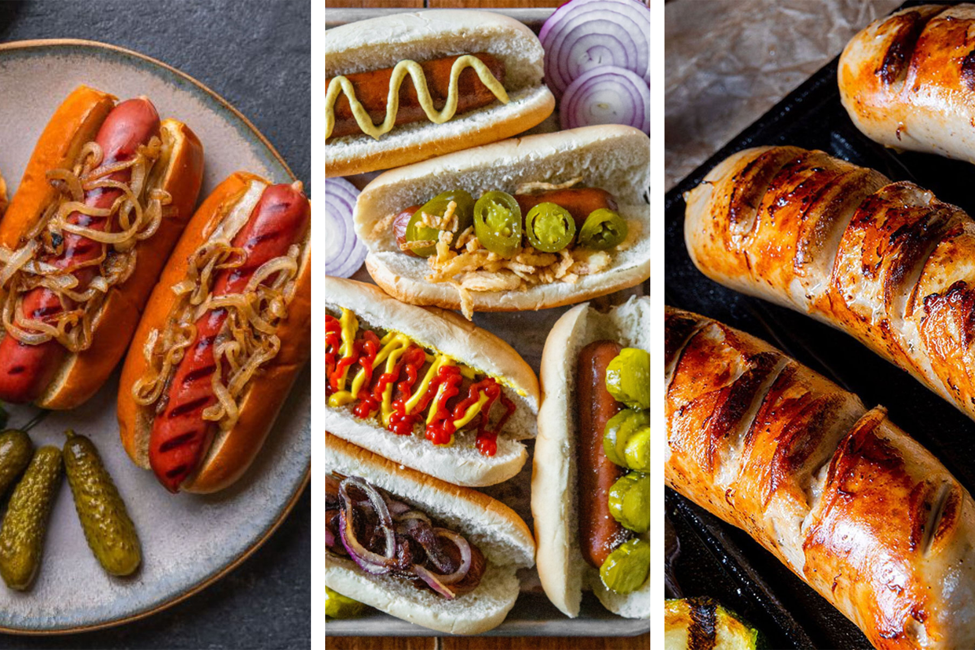 hot dogs and sausages mail order