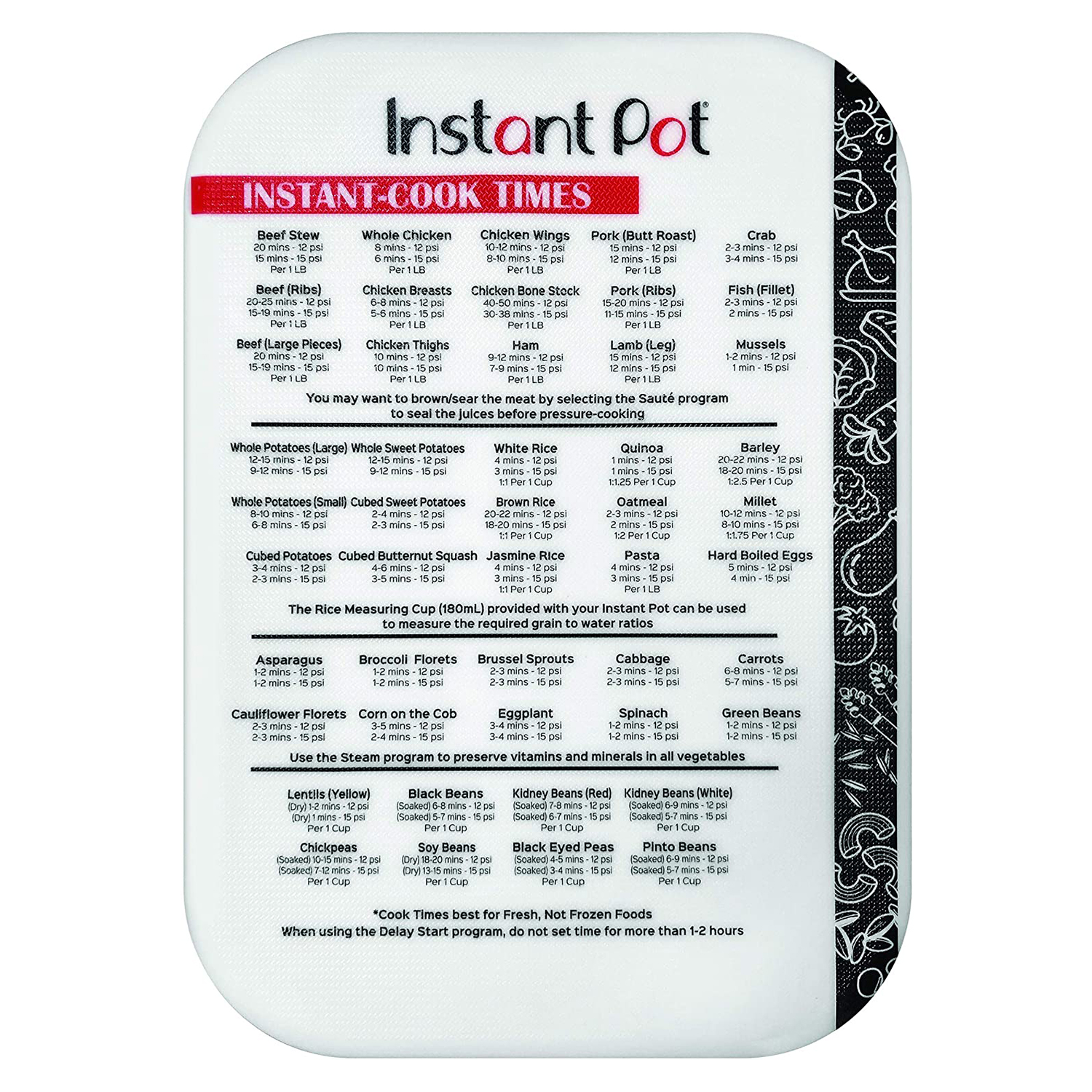 Instant Pot Official Cutting Board
