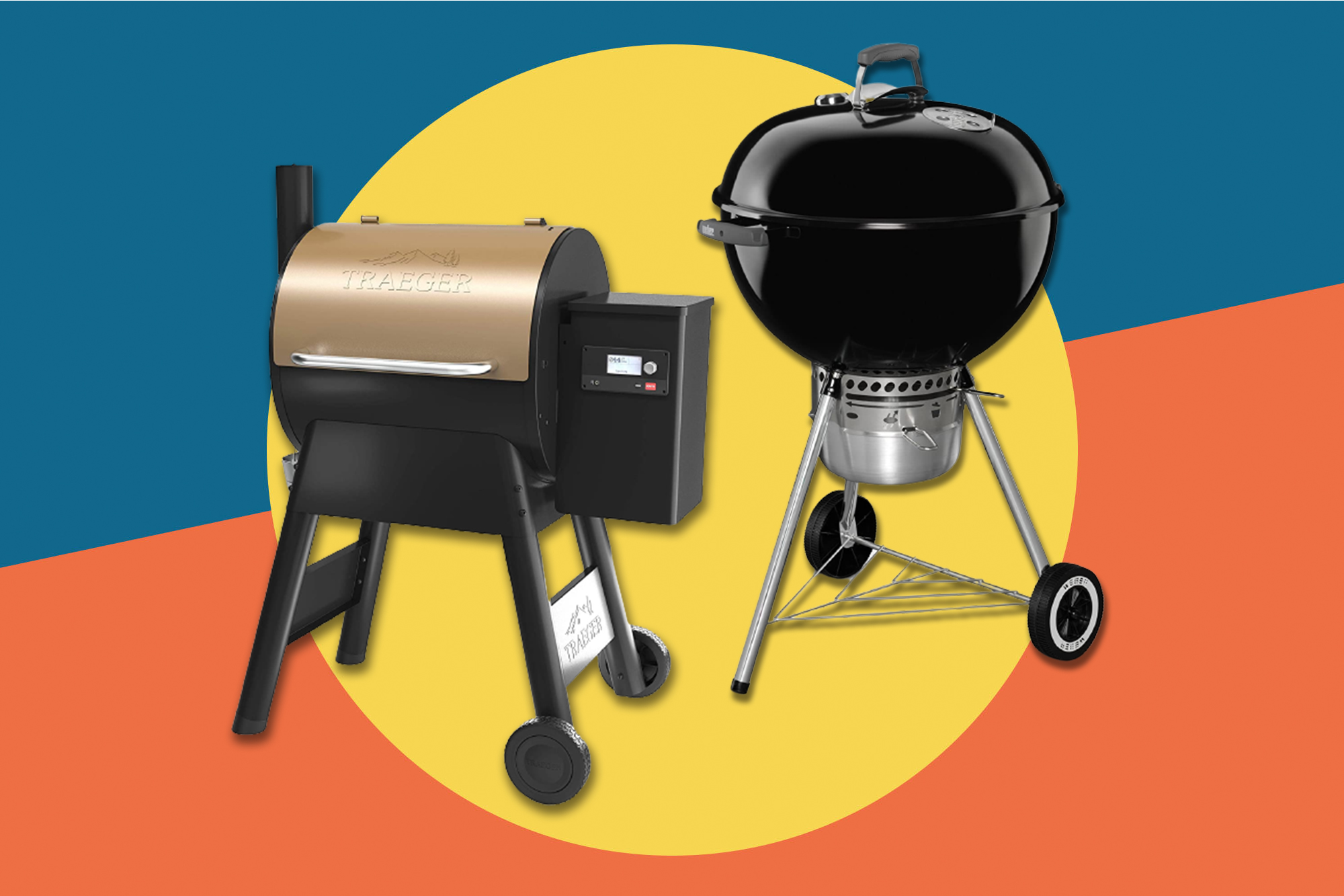 best prime day grill deals