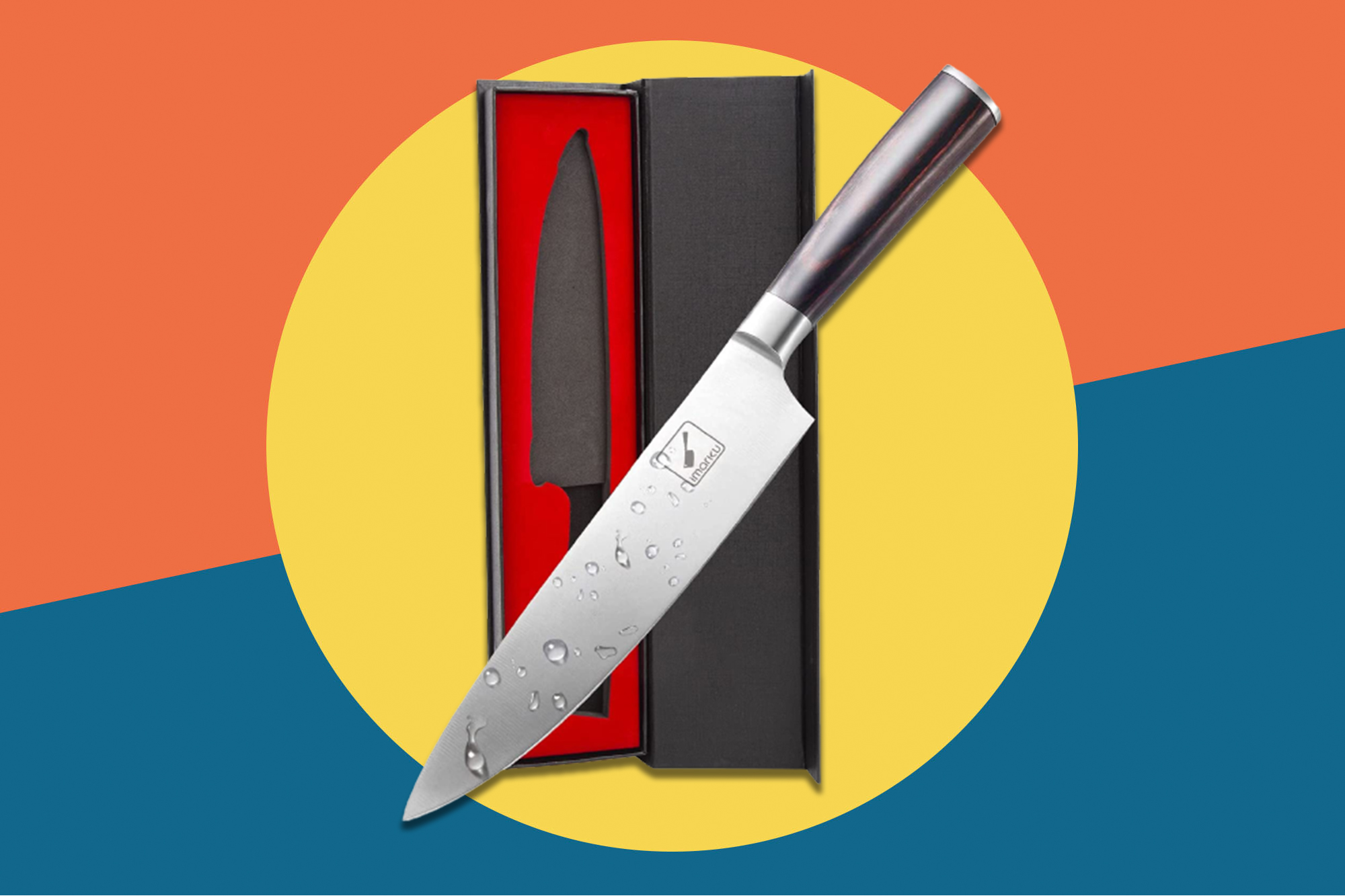 prime day chef knife deal