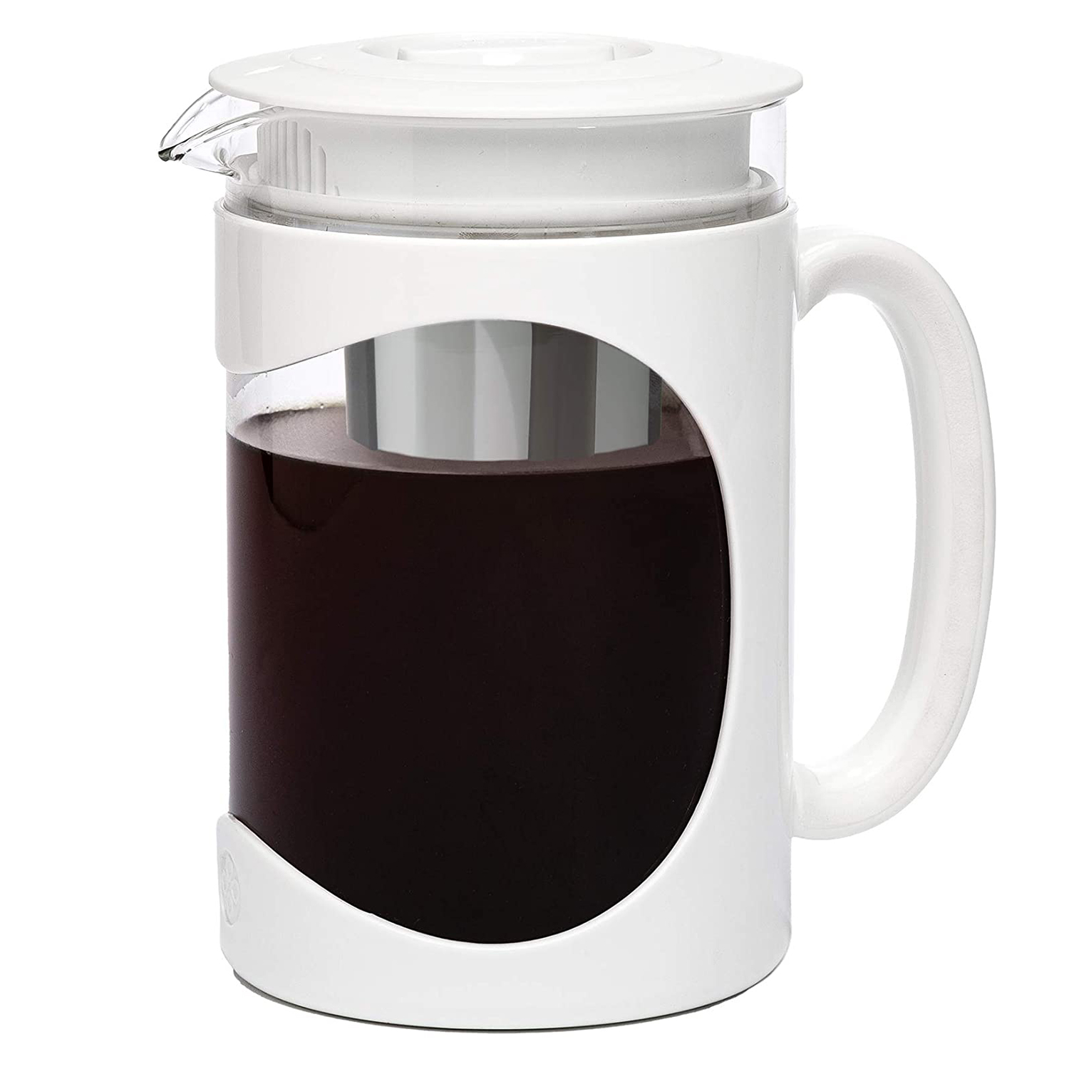 Primula Burke Deluxe Cold Brew Iced Coffee Maker, Comfort Grip Handle