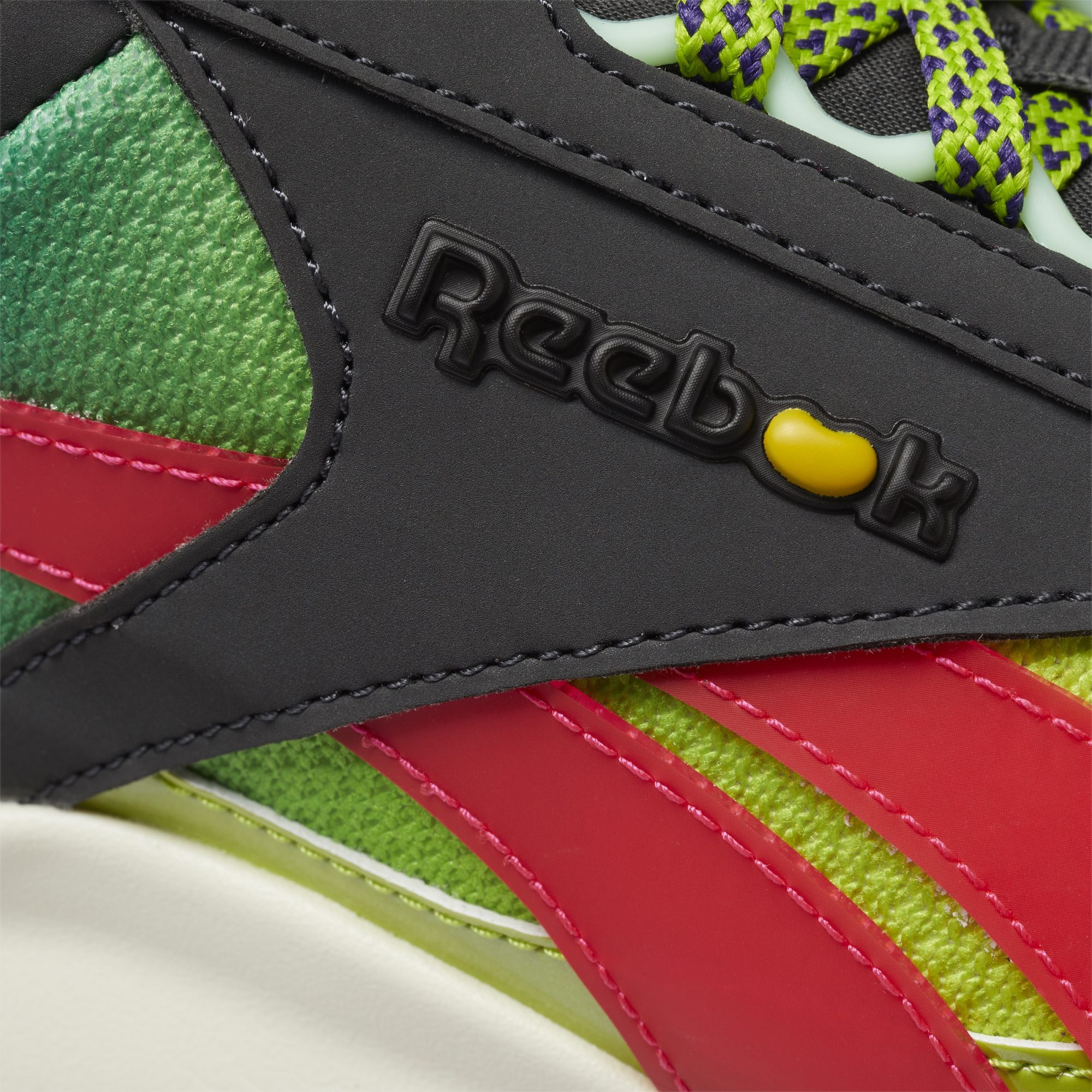 Reebok and Jelly Belly Collection