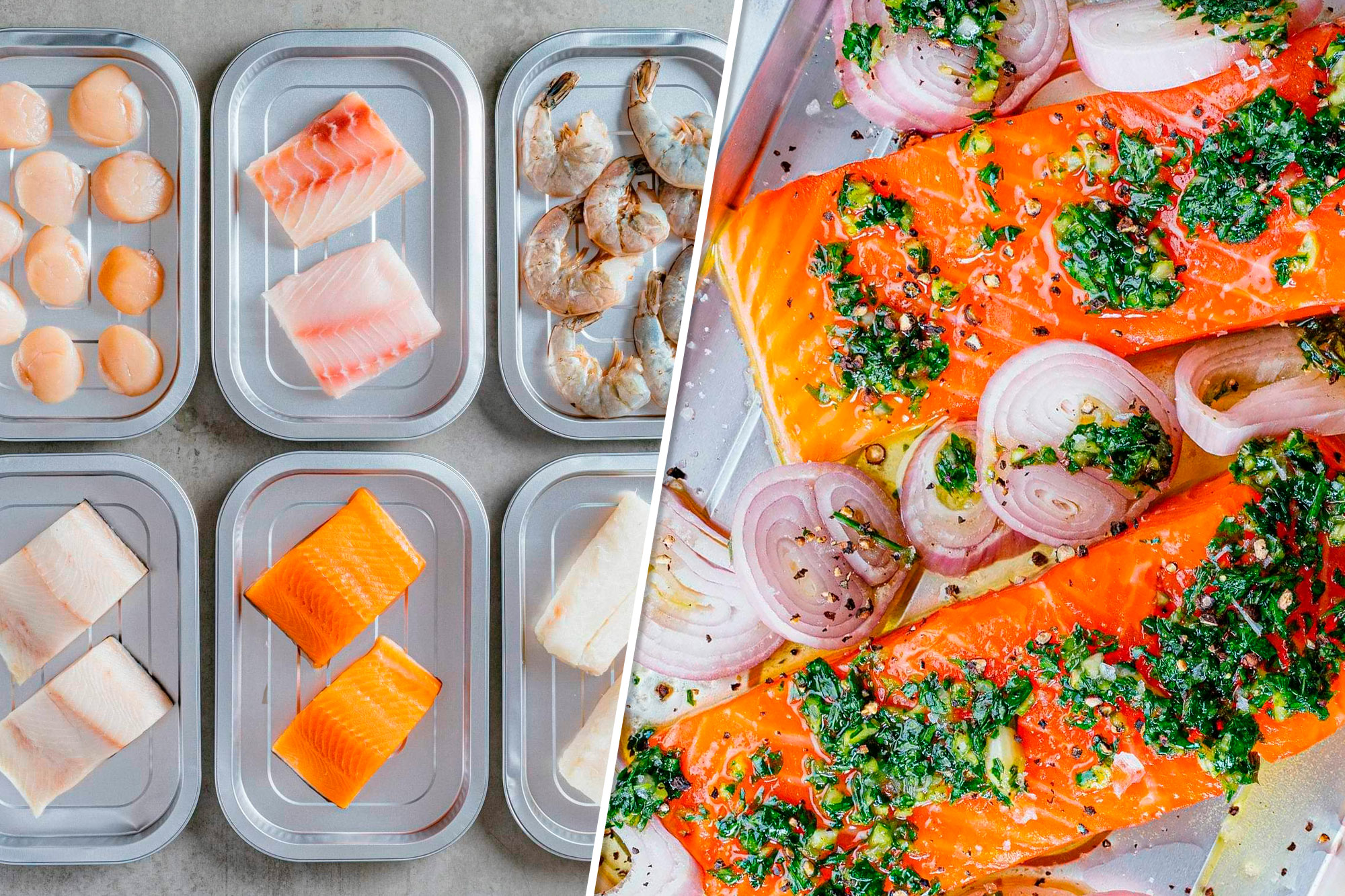 PureFish seafood delivery
