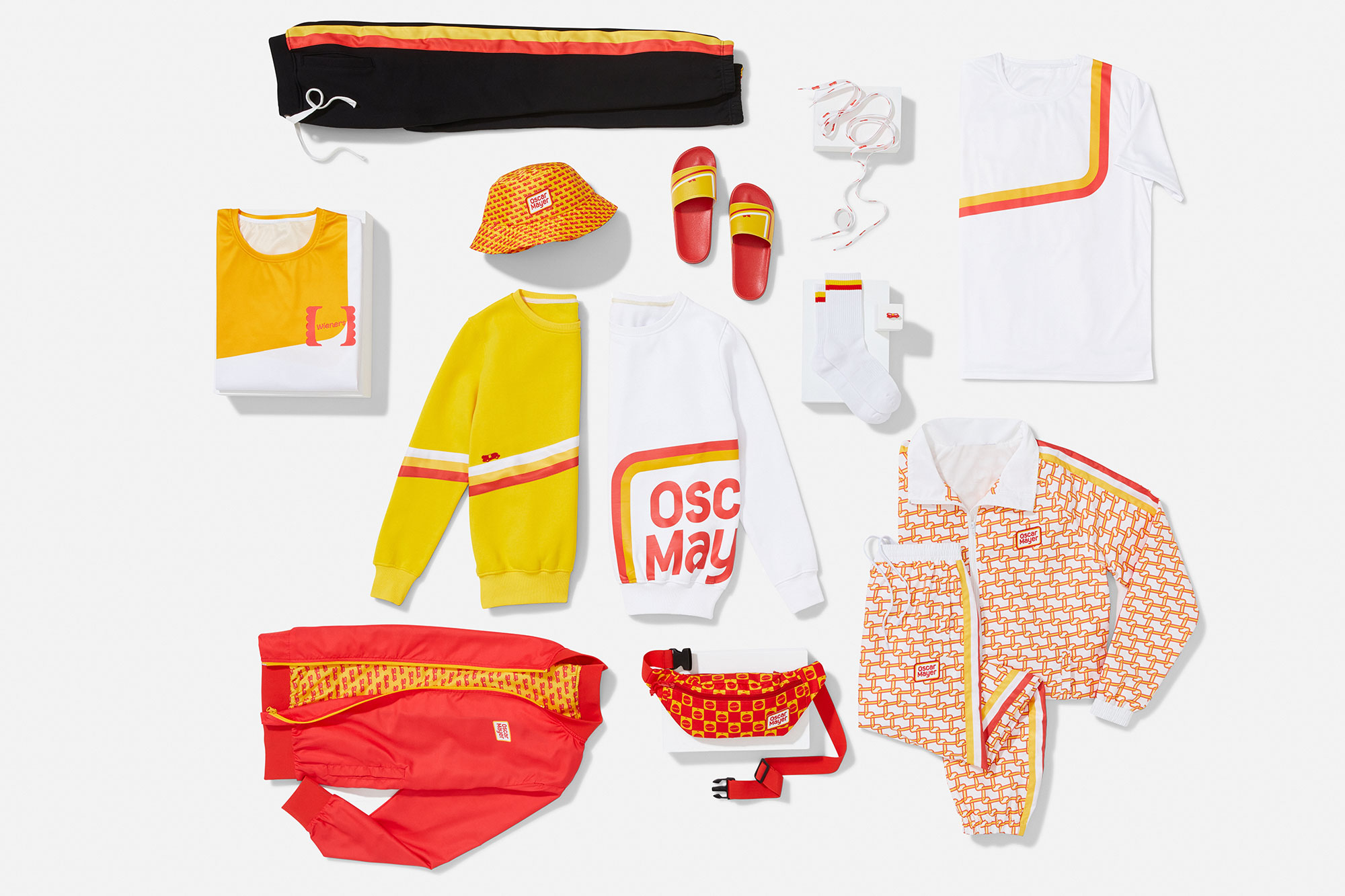 Oscar Mayer Street Meat capsule collection