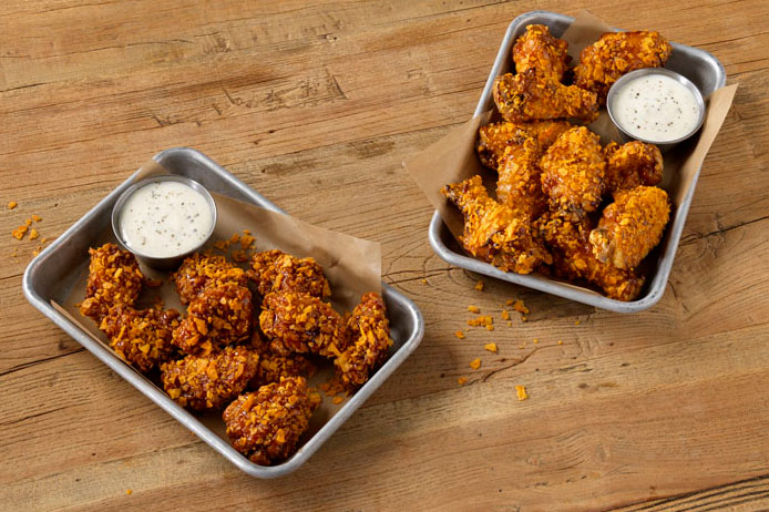 Spicy Sweet Chili Wild Wings