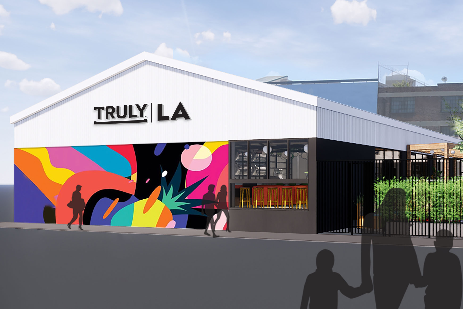 Truly Taproom exterior