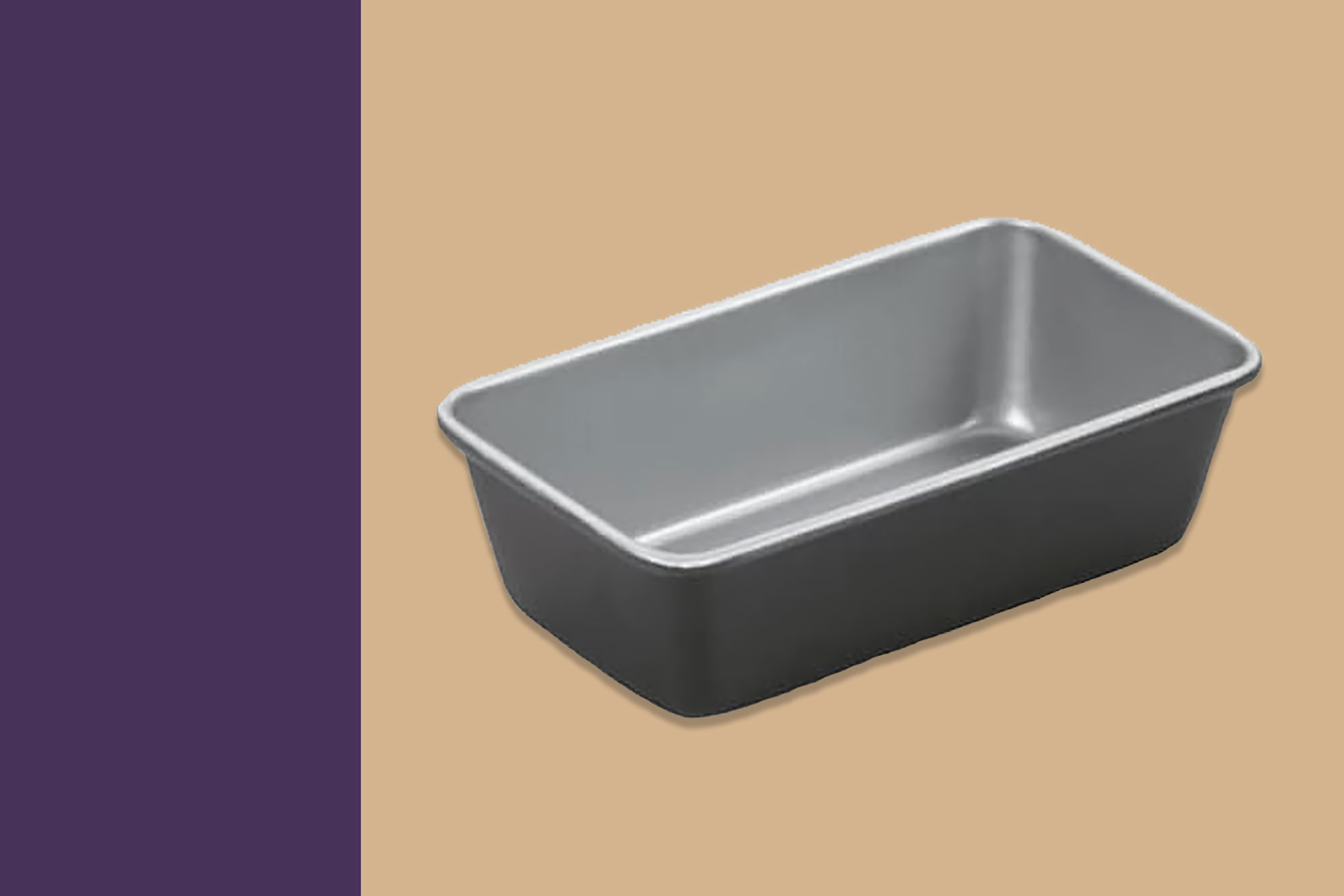 Cuisinart AMB-9LP 9-Inch Chef's Classic Nonstick Bakeware Loaf Pan