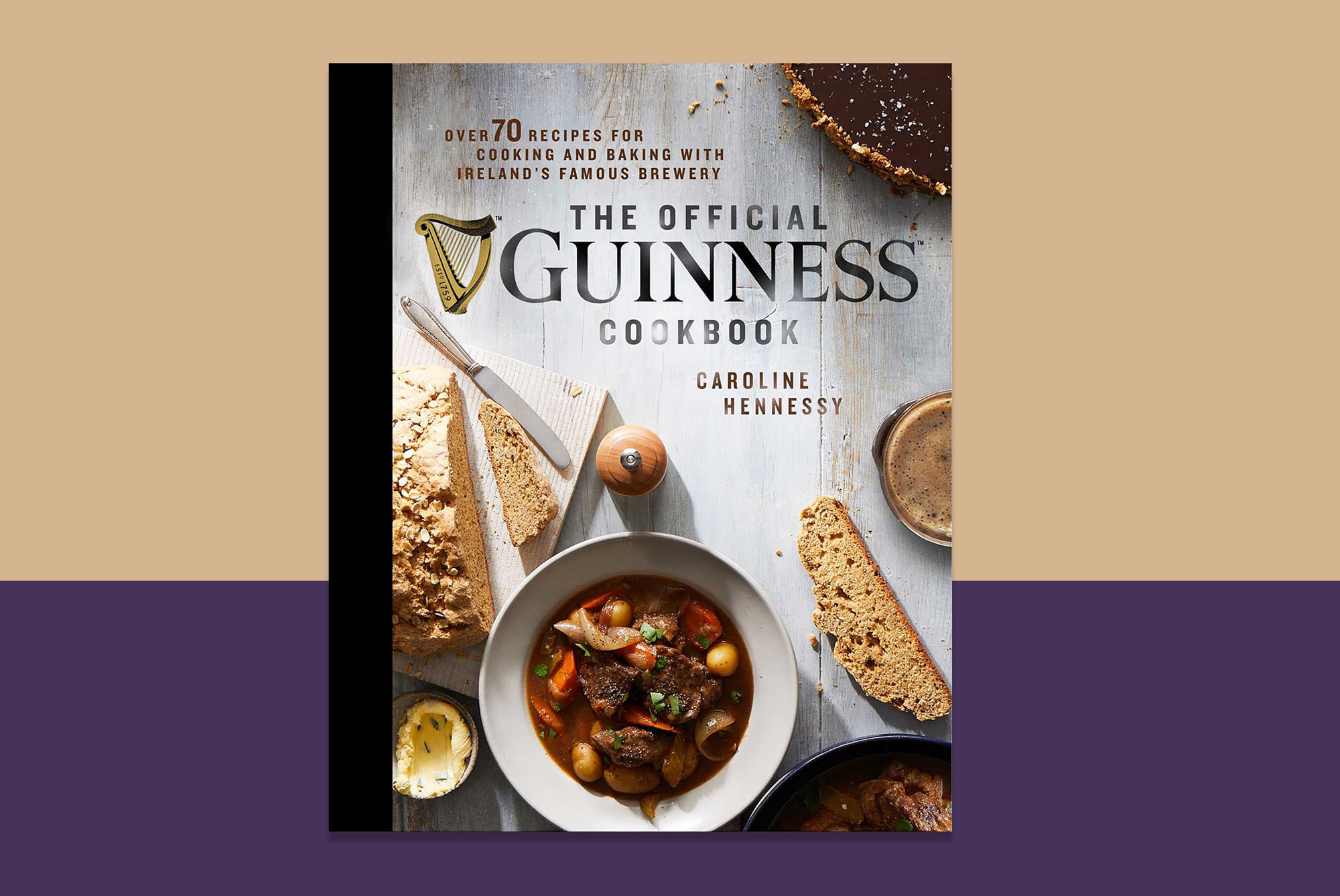 The Official Guiness Cookbook