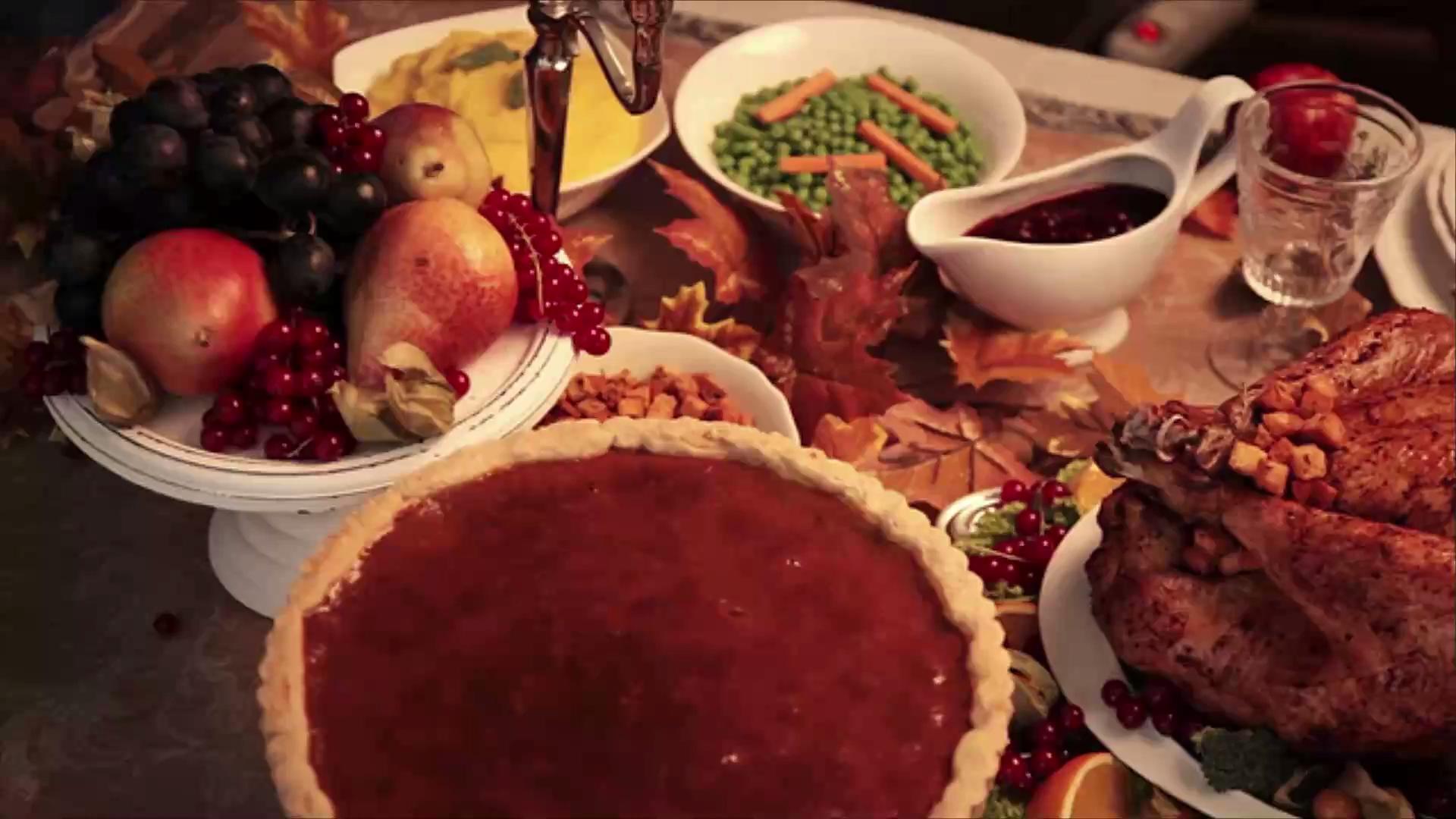 Decadent Thanksgiving Desserts