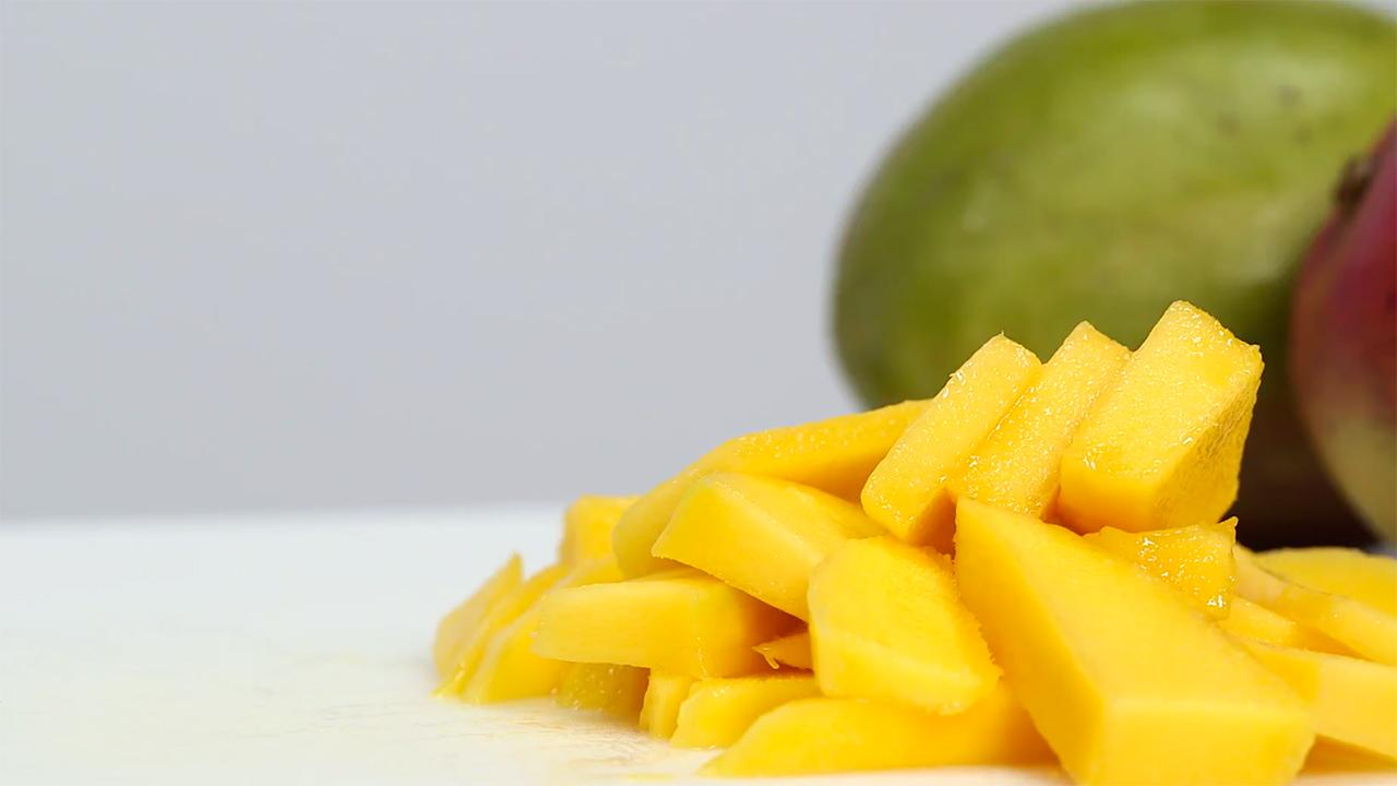 The Hassle-Free Way to Cut a Mango