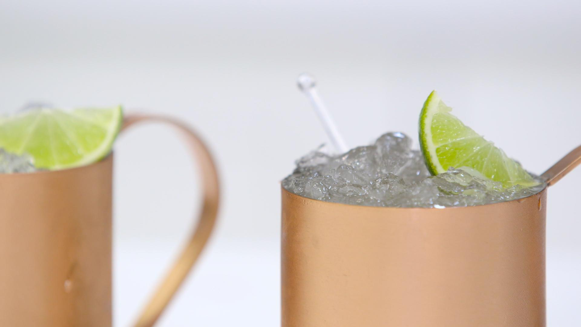 How to Make the Most Refreshing Moscow Mule