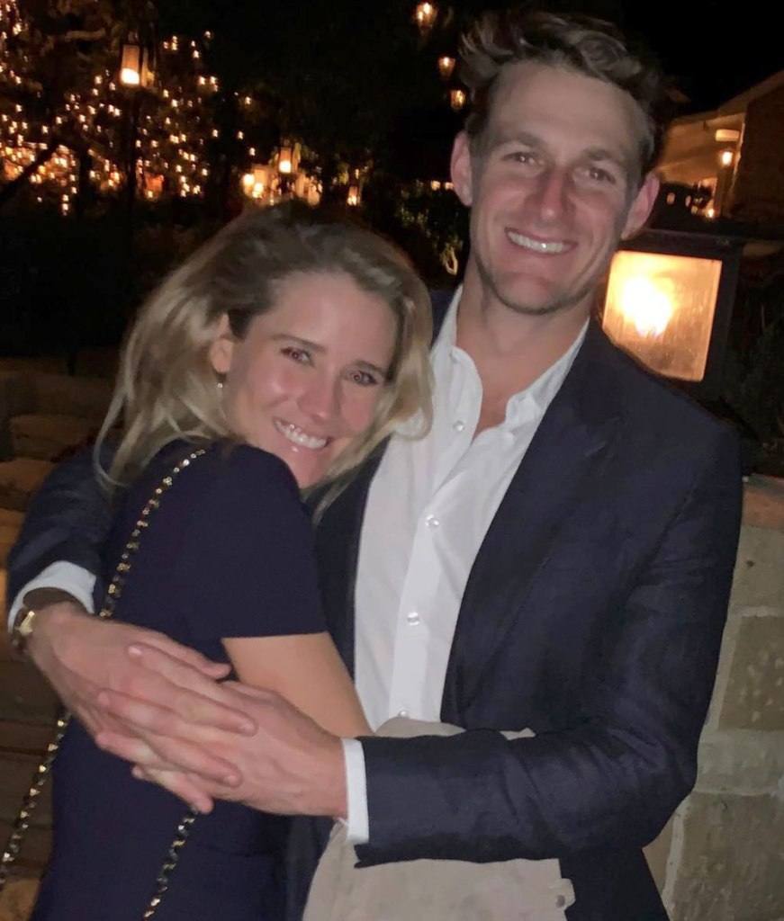 Cassidy Gifford engagement