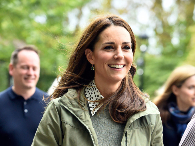 Kate Middleton Is Back from Maternity Leave — with a New Haircut and Old Boots! catherine-6