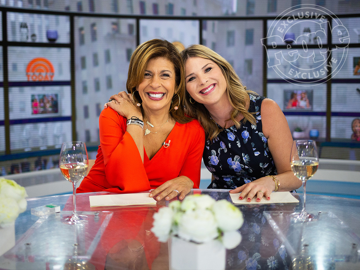New Today Co-Host Jenna Bush Hager Insists, 'I Don't Really Have It All Together' jenna-hager-1