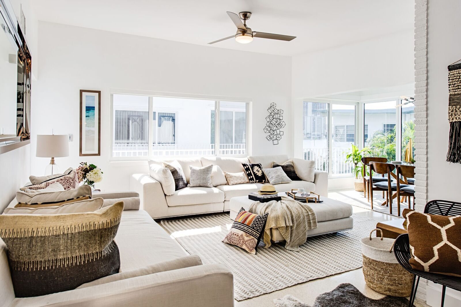21 Easy, Unexpected Living Room Decorating Ideas | Real Simple