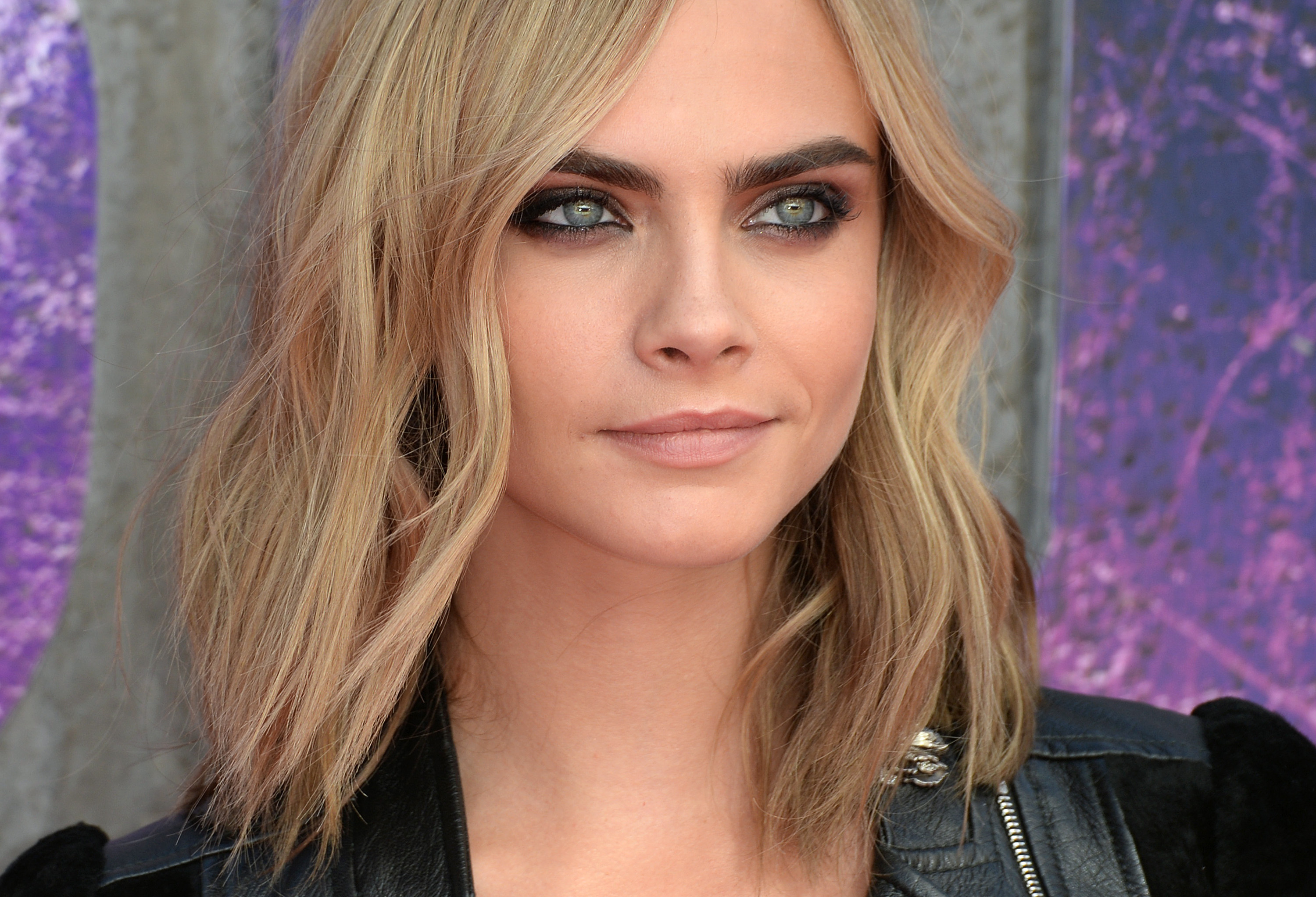 Cara Delevingne reveals she got naked in a forest to