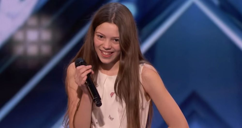 13-Year-Old Stuns Americas Got Talent Judges With