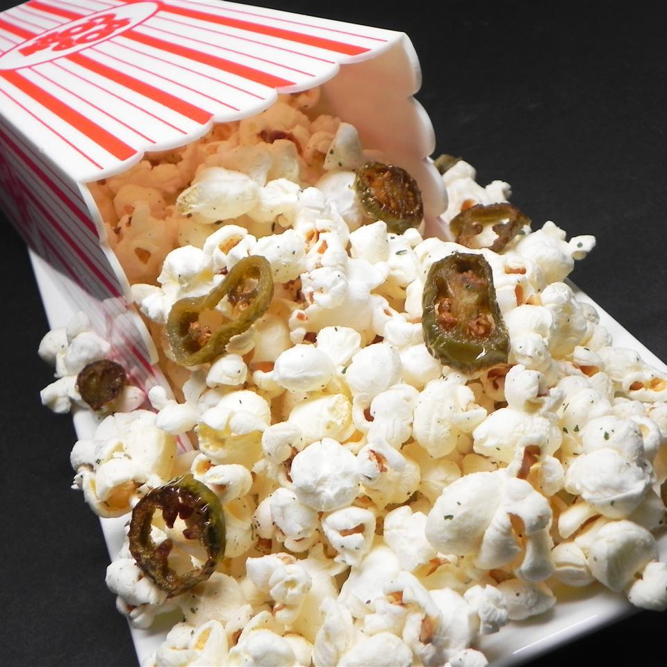 how to make jalapeno popcorn