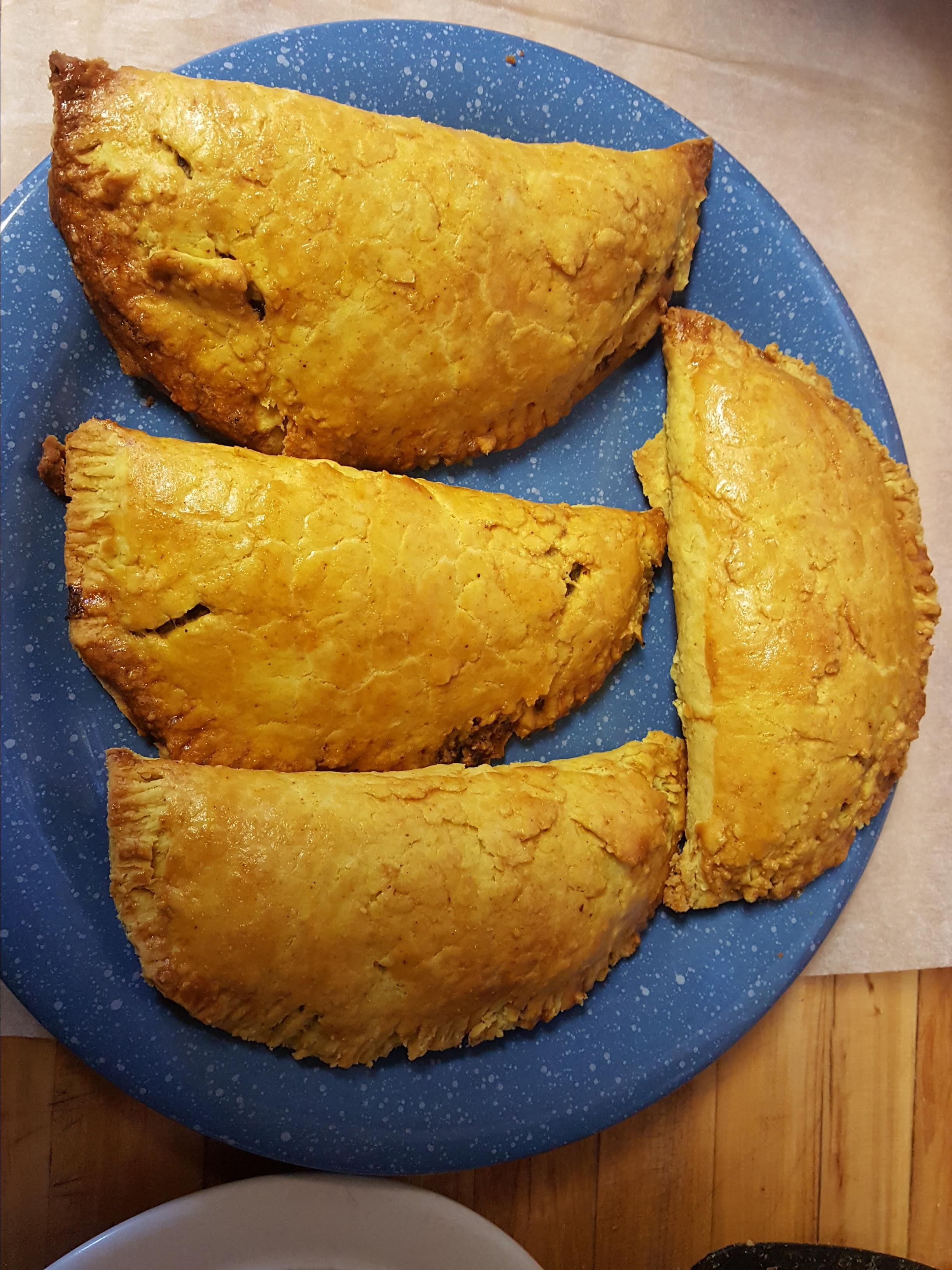 different types of patties recipe