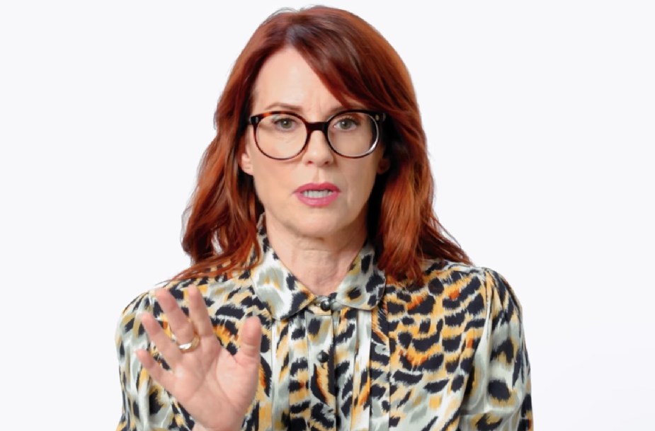 Were cracking up over this video of Megan Mullally